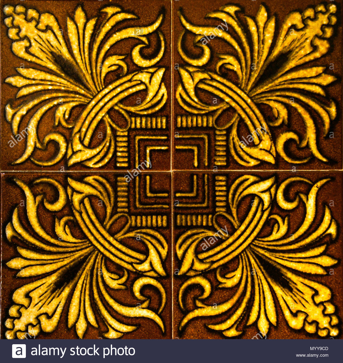 Traditional Ornamental Spanish Decorative Tiles, Original In Spanish Ornamental Wall Decor (View 22 of 30)