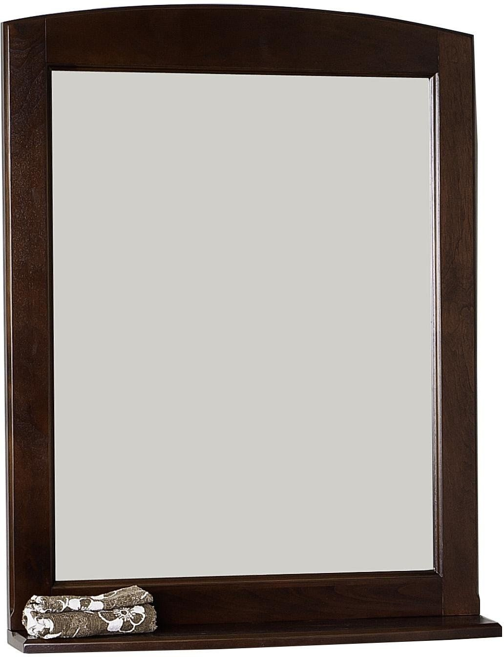 Traditional Wall Accent Mirror In 2019 | Products | Wood In Traditional Metal Wall Mirrors (View 4 of 30)