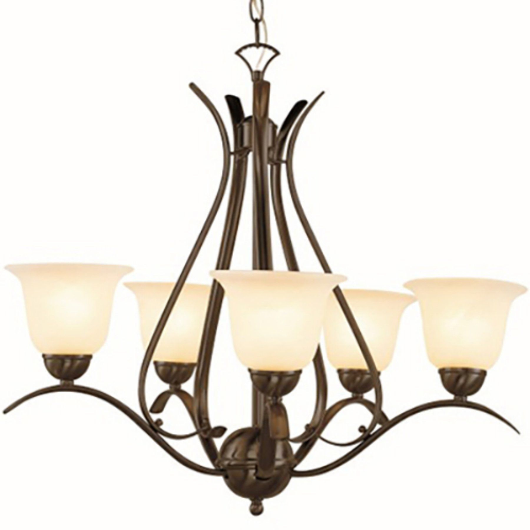 Trans Globe Lighting Aspen Pl 9285 Chandelier – Pl 9285 Rob With Regard To Hayden 5 Light Shaded Chandeliers (View 20 of 30)