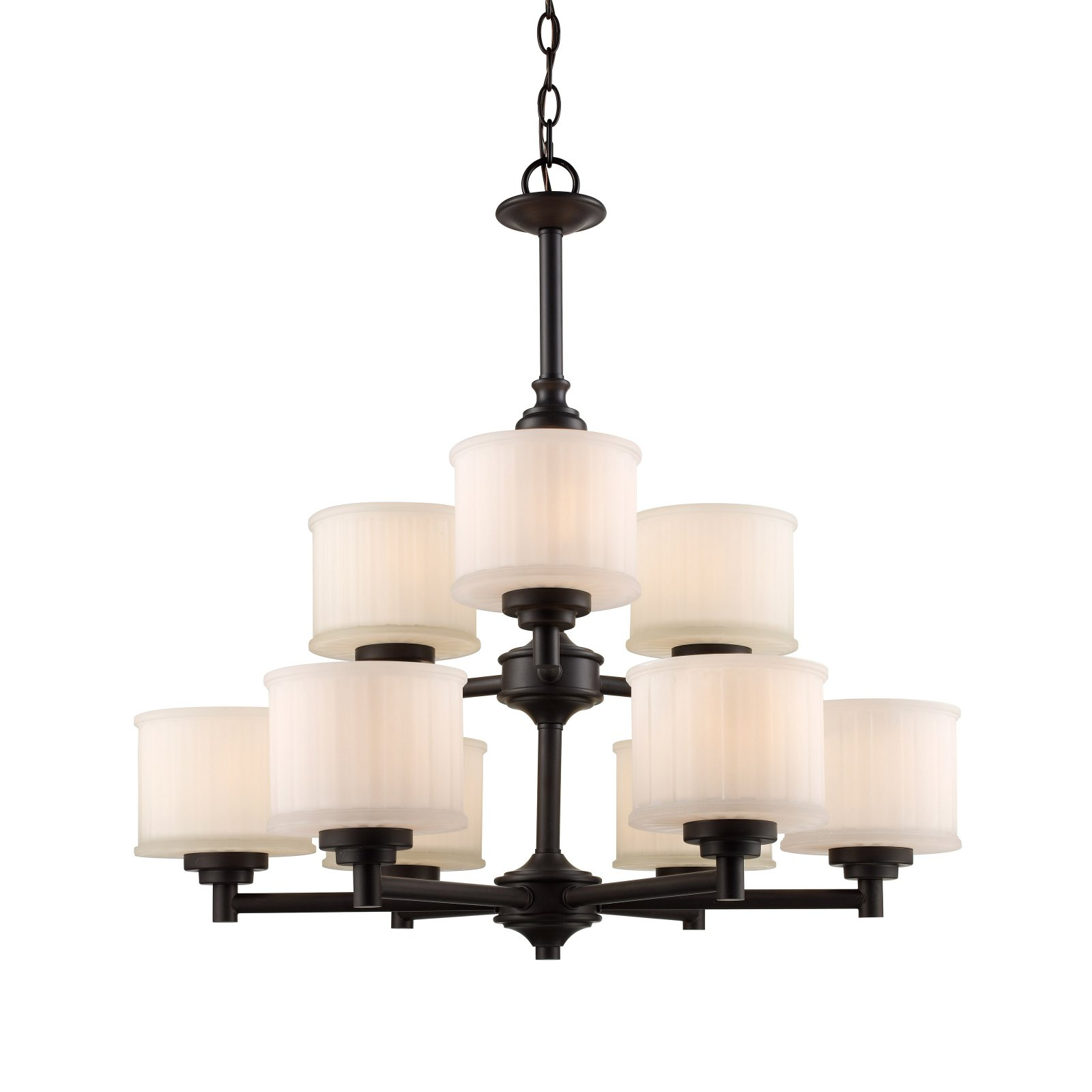Trans Globe Lighting Cahill 70729 Chandelier In 2019 pertaining to Suki 5-Light Shaded Chandeliers (Image 28 of 30)