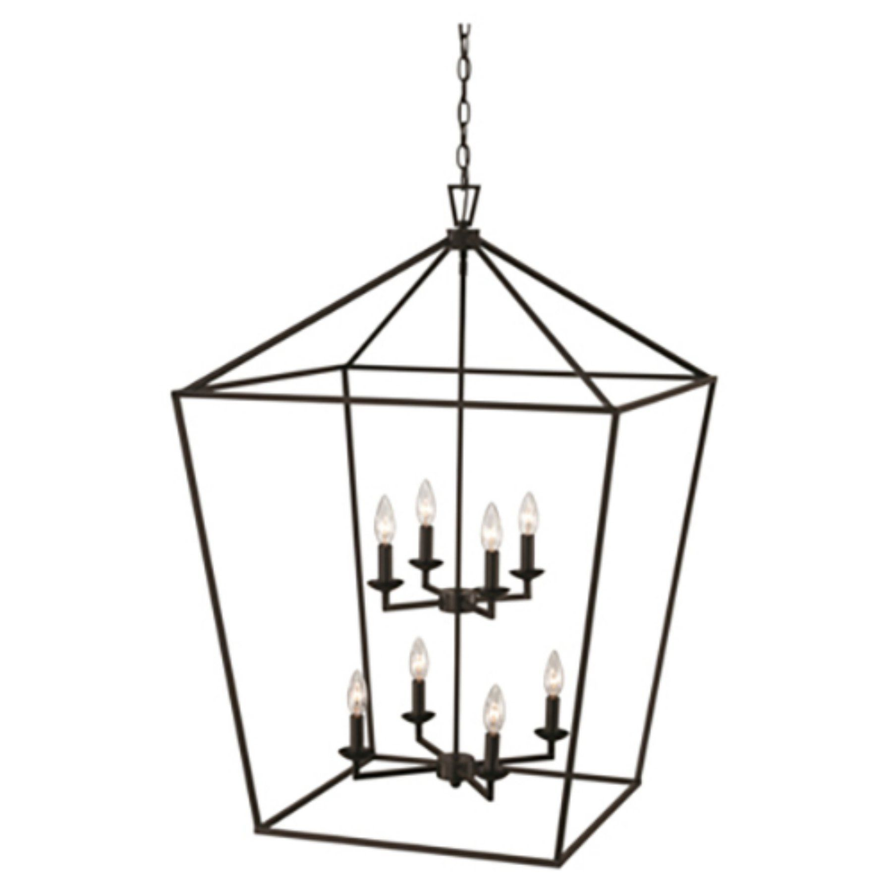 Trans Globe Lighting Lacey 10269 Pendant Light – 10269 Rob Throughout Carmen 8 Light Lantern Tiered Pendants (View 11 of 30)