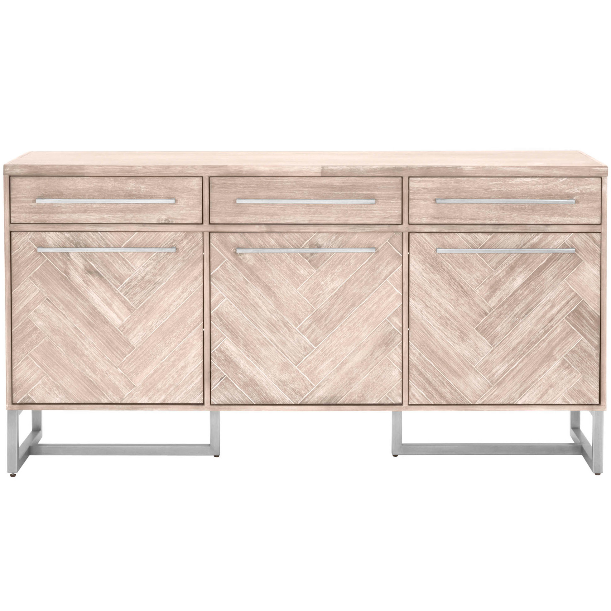 Tre Buffet Table for Rosson Sideboards (Image 23 of 30)
