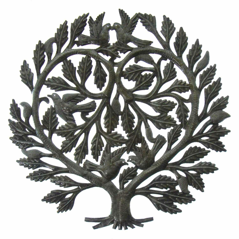 Tree Of Life Wall Art Metal | Wayfair (View 13 of 30)