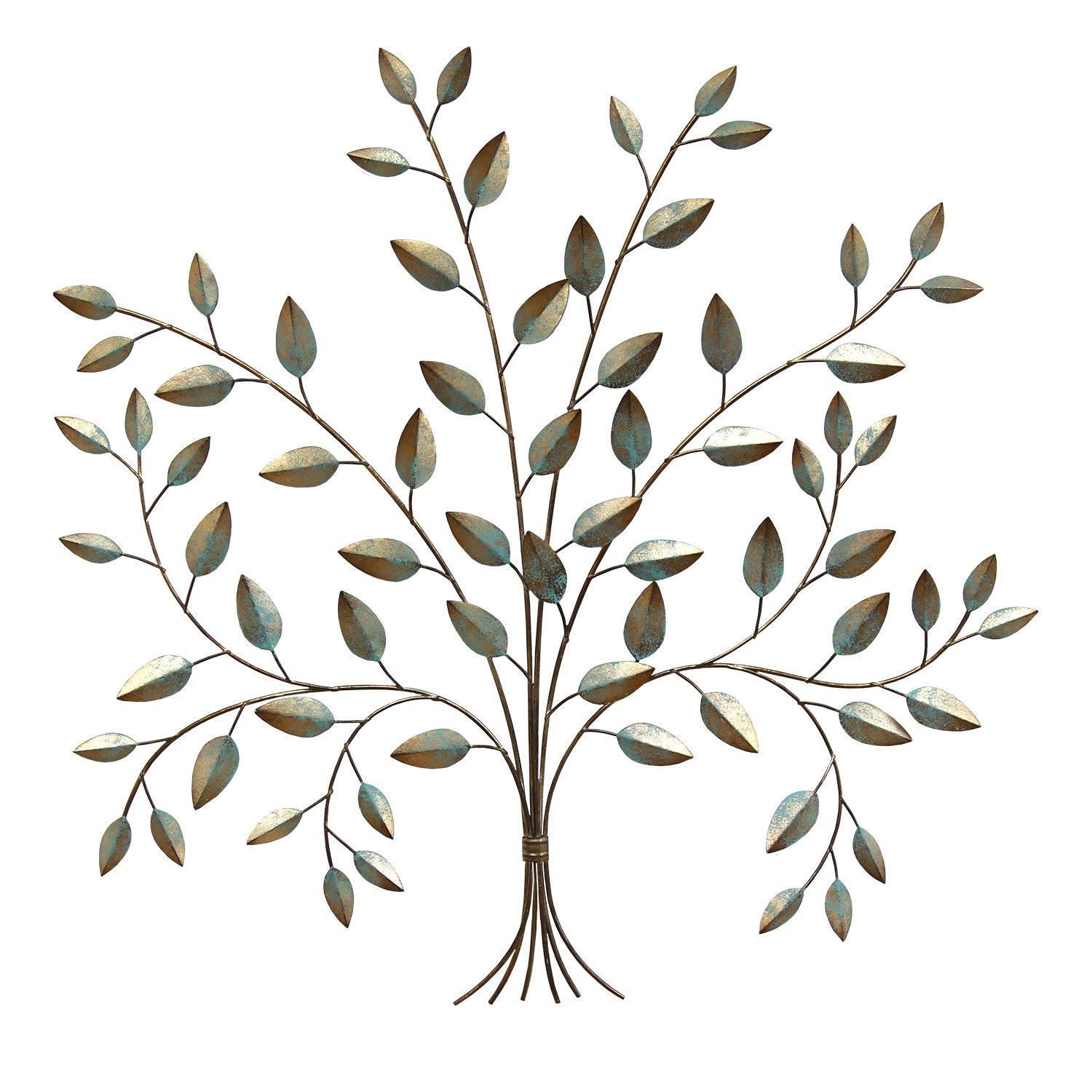 Tree Of Life Wall Décor with Desford Leaf Wall Decor (Image 29 of 30)