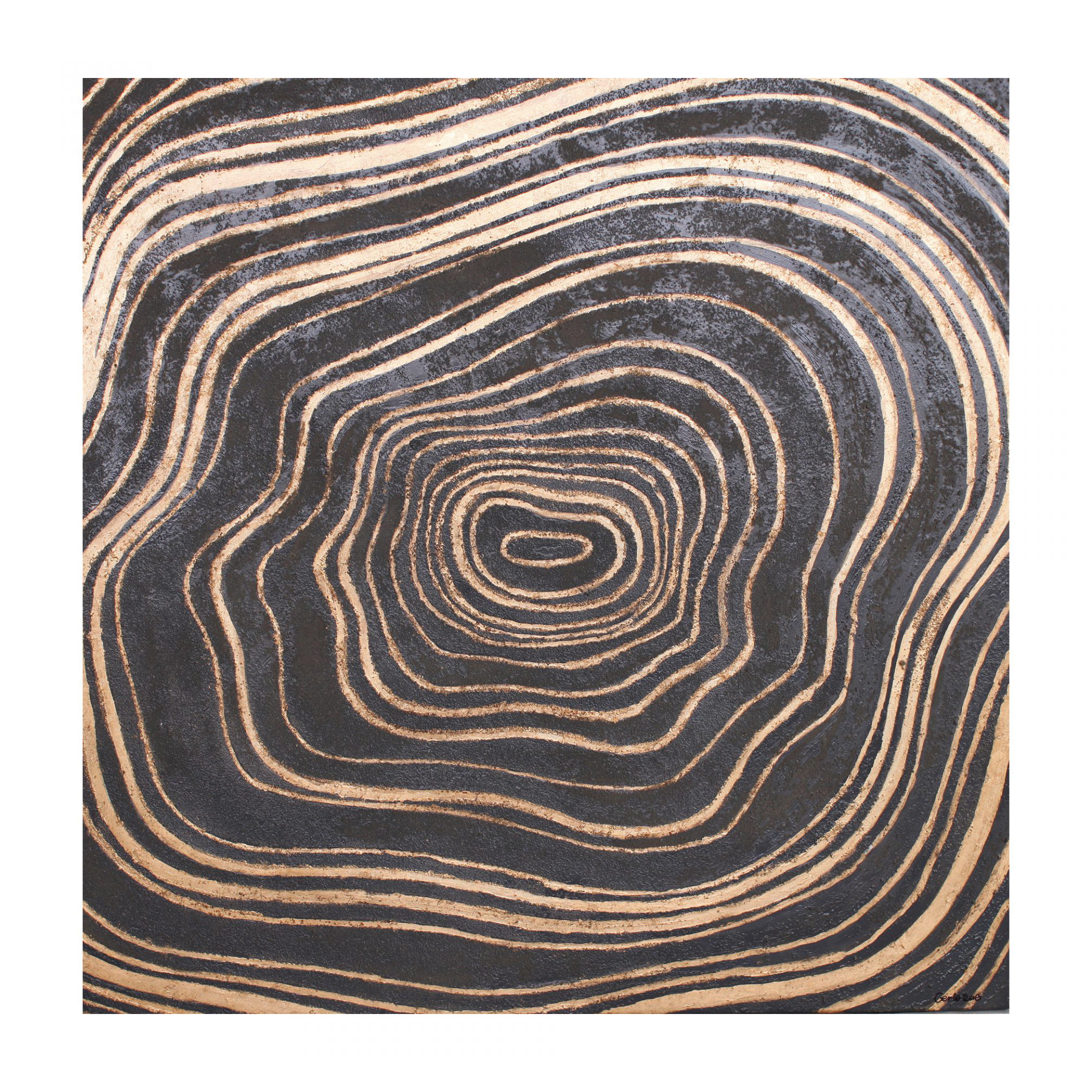 Tree Rings Wall Decor – Peter Corvallis Productions – Event Inside Rings Wall Decor (View 15 of 30)