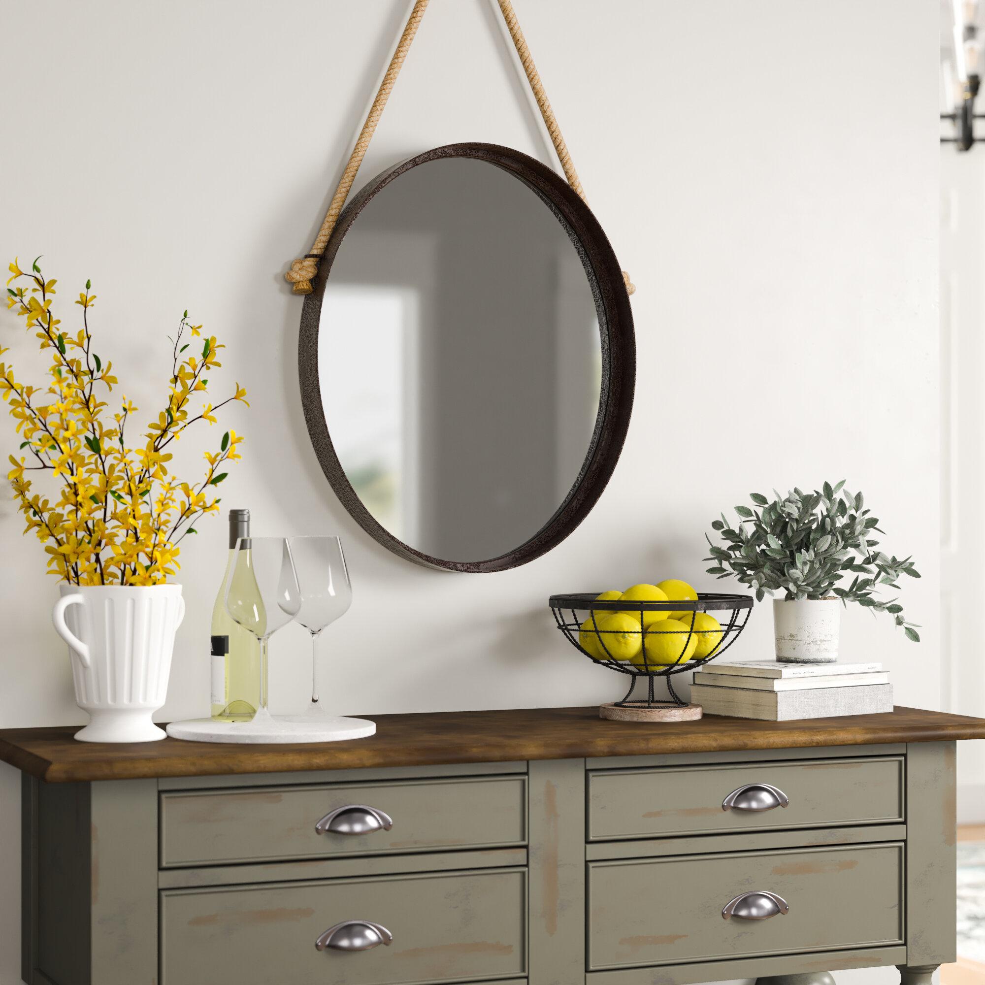 Trent Austin Design Bem Decorative Wall Mirror Intended For Bem Decorative Wall Mirrors (View 6 of 30)