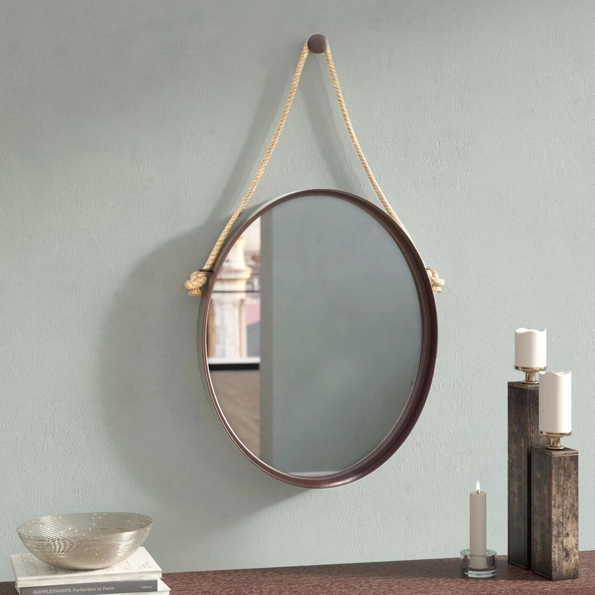 Trent Austin Design Bem Decorative Wall Mirror & Reviews In Bem Decorative Wall Mirrors (View 3 of 30)