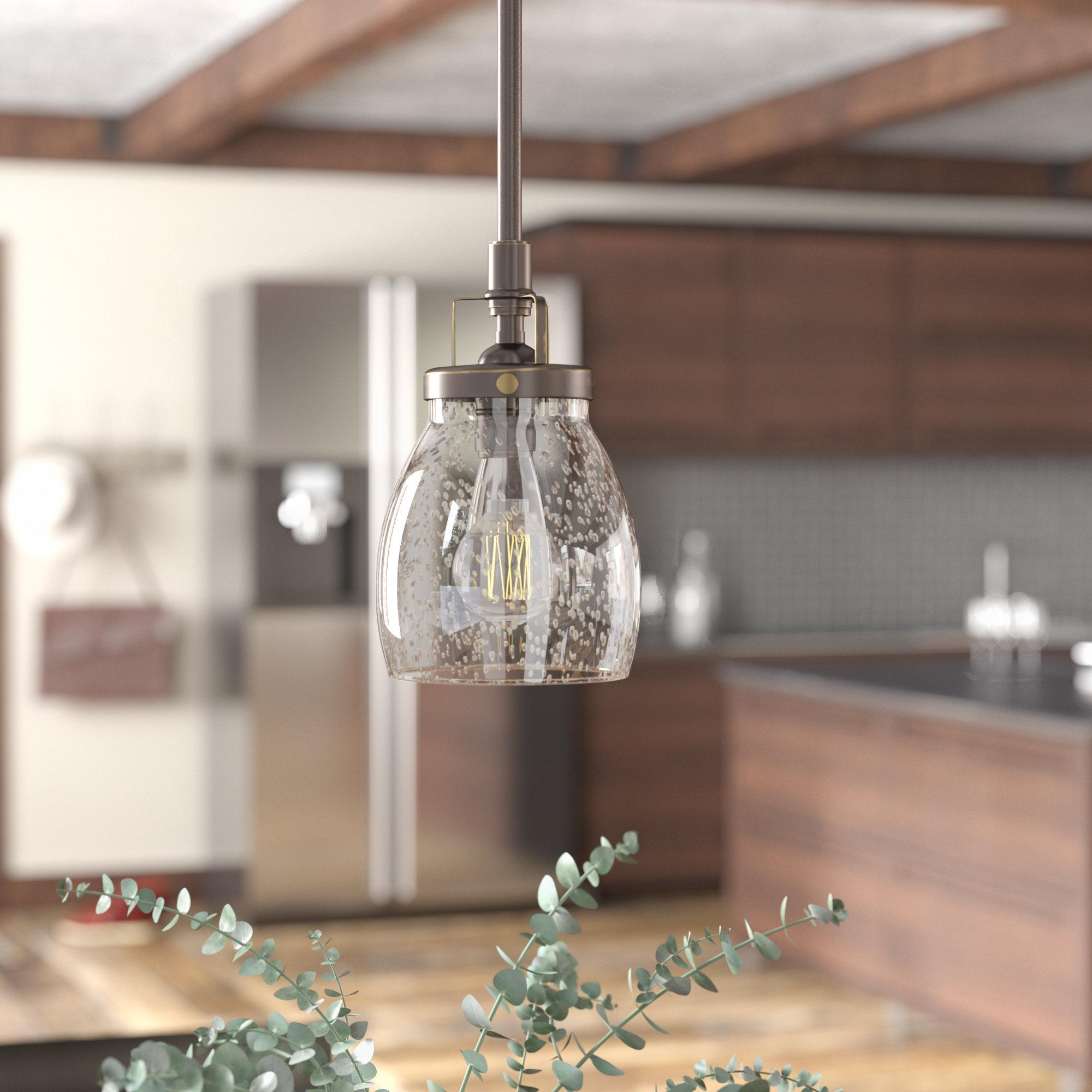 Trent Austin Design Houon Heirloom Bronze 1 Light Cone Bell In Houon 1 Light Cone Bell Pendants (View 4 of 30)