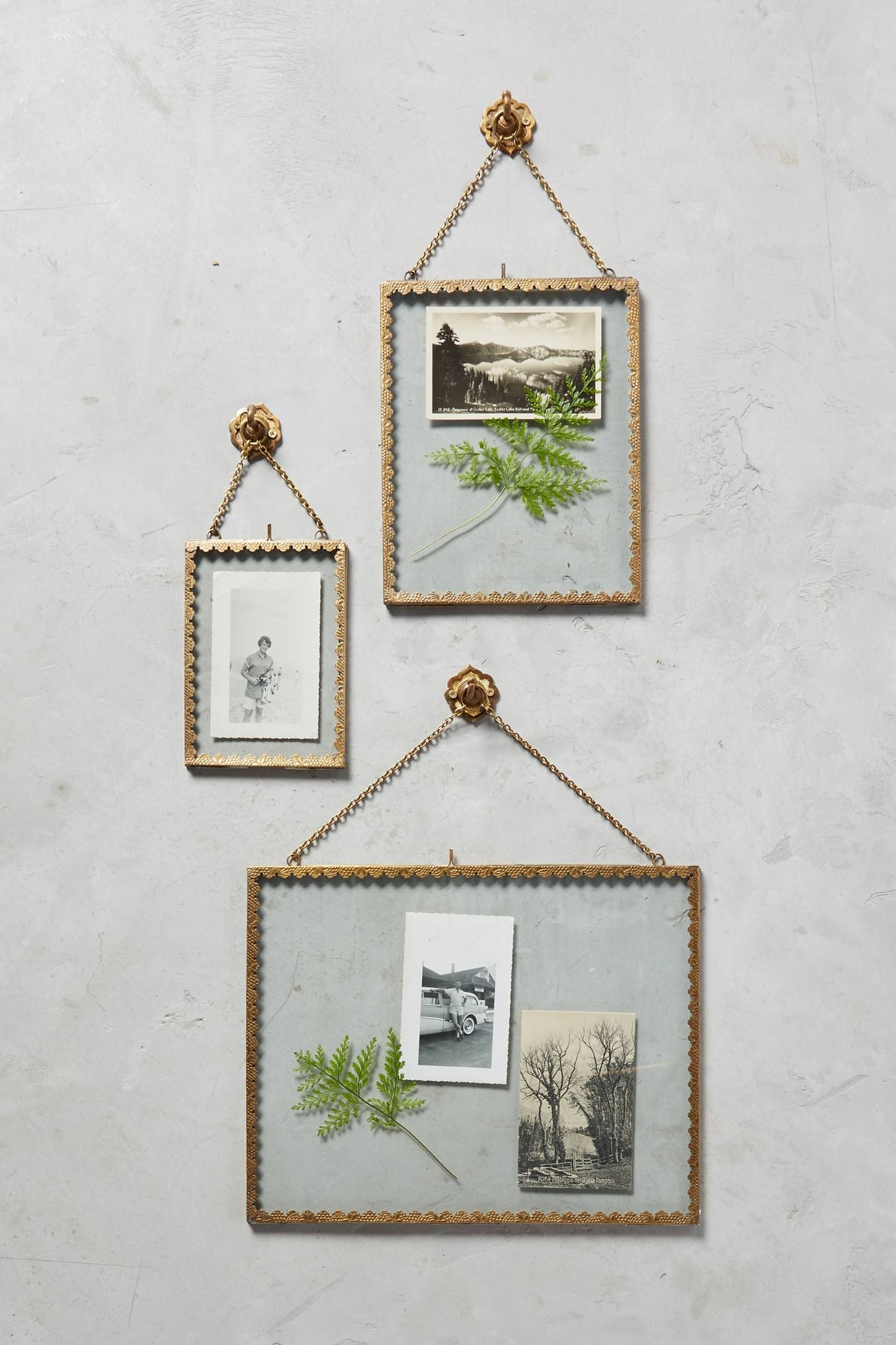 Try Matching Frames within 3 Piece Ceramic Flowers Wall Decor Sets (Image 28 of 30)