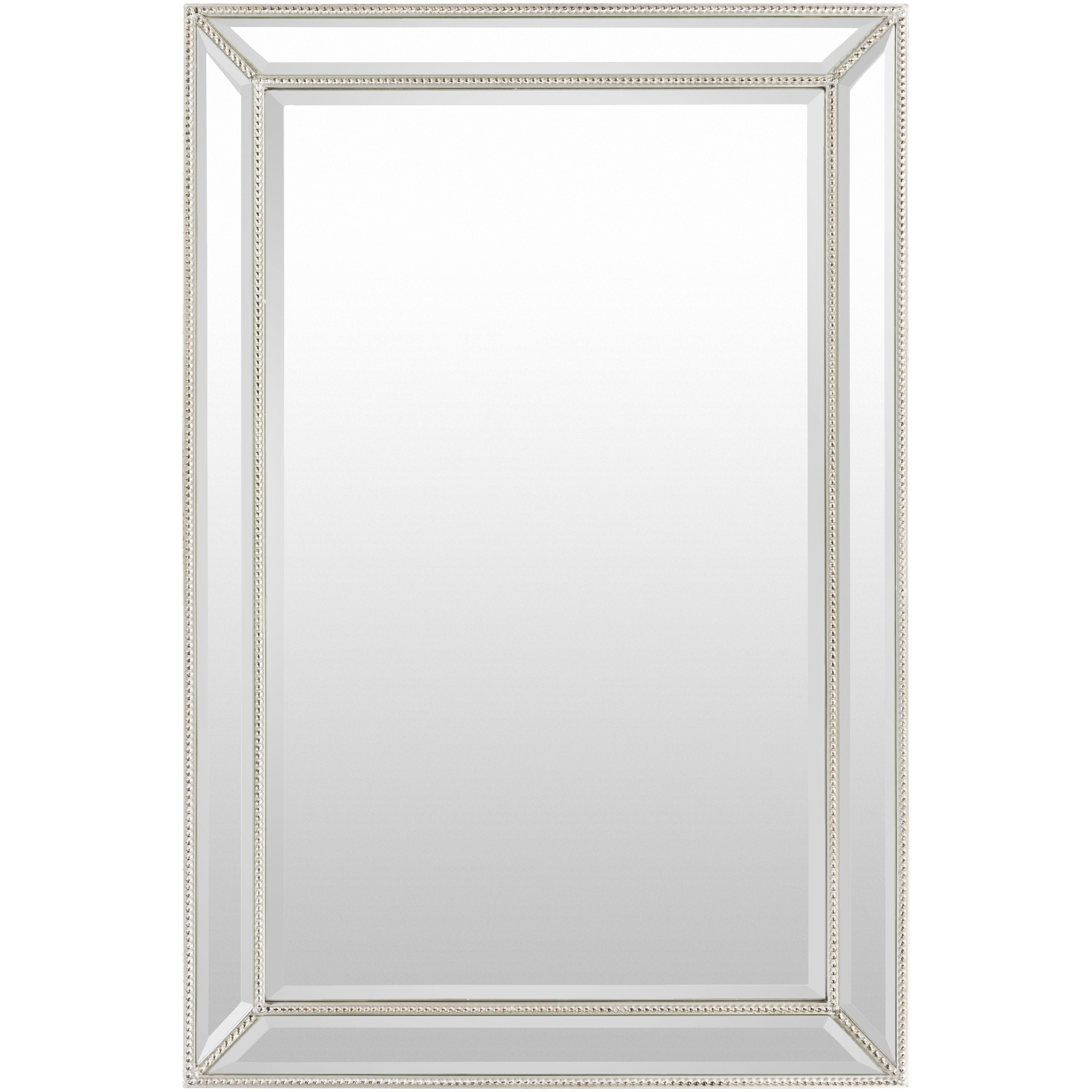 Tutuala Traditional Beveled Accent Mirror Intended For Lake Park Beveled Beaded Accent Wall Mirrors (View 28 of 30)