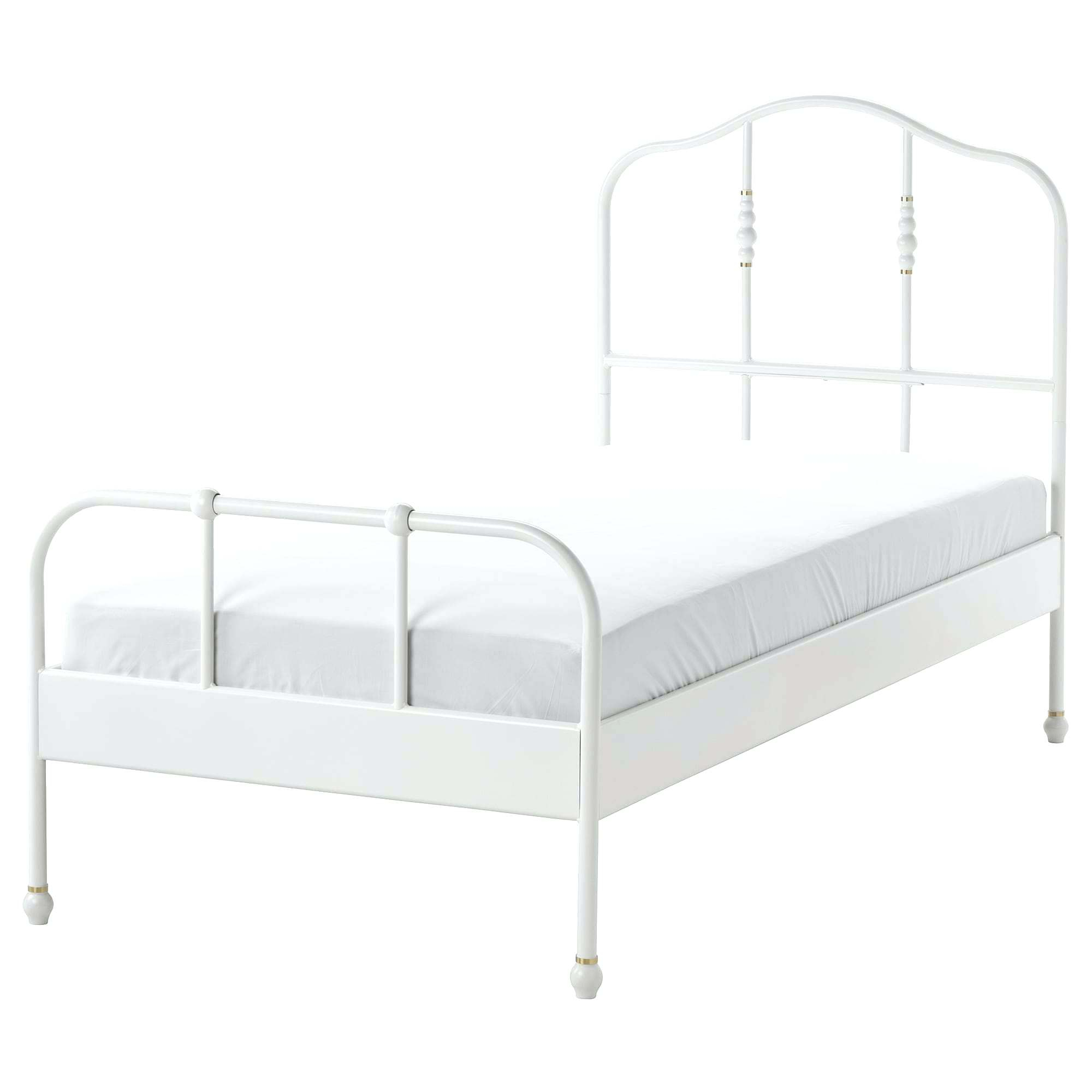 Twin White Bed Frame – Holidaytrips (View 30 of 30)