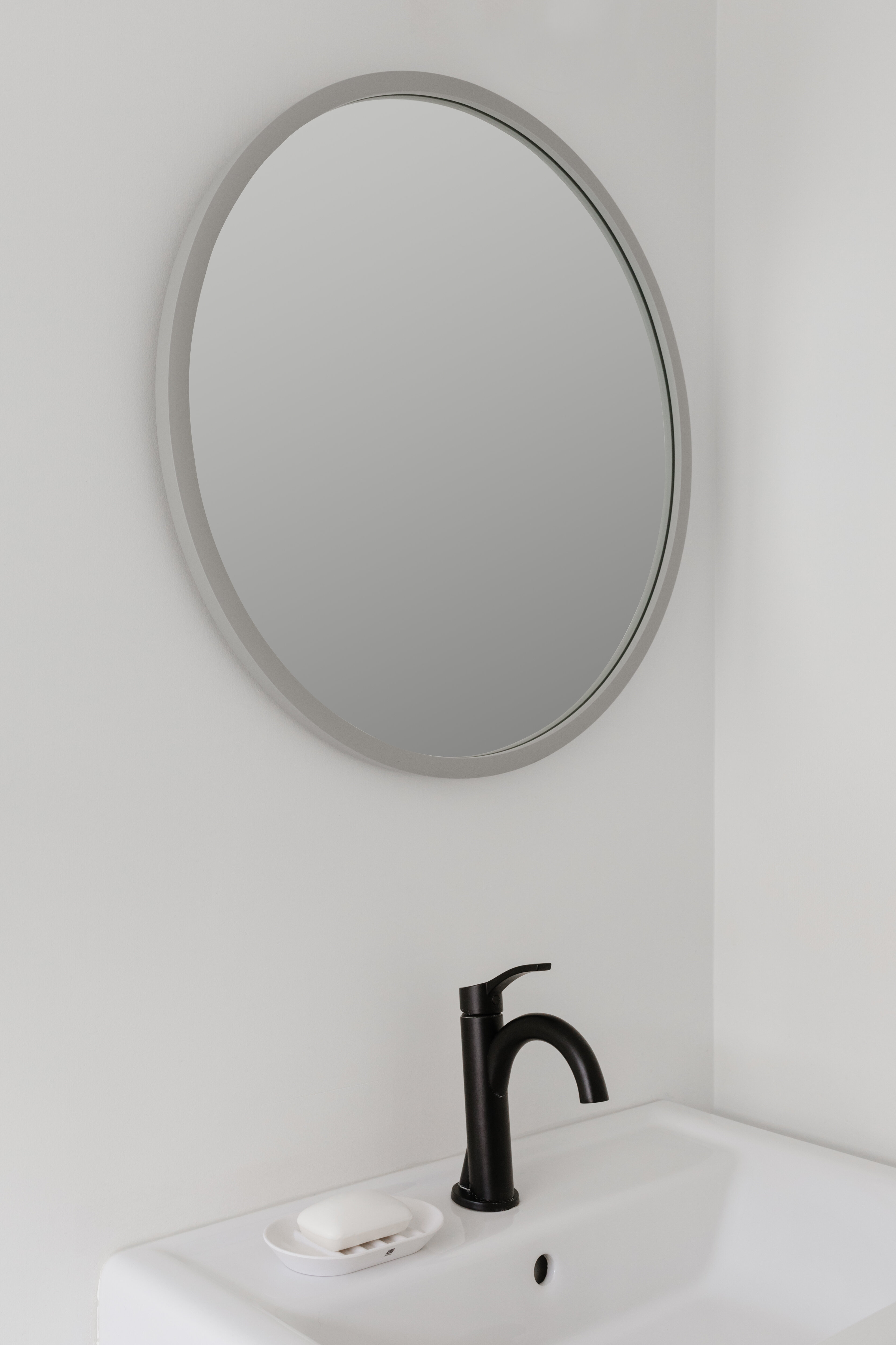 Umbra Hub Modern And Contemporary Accent Mirror pertaining to Hub Modern And Contemporary Accent Mirrors (Image 27 of 30)