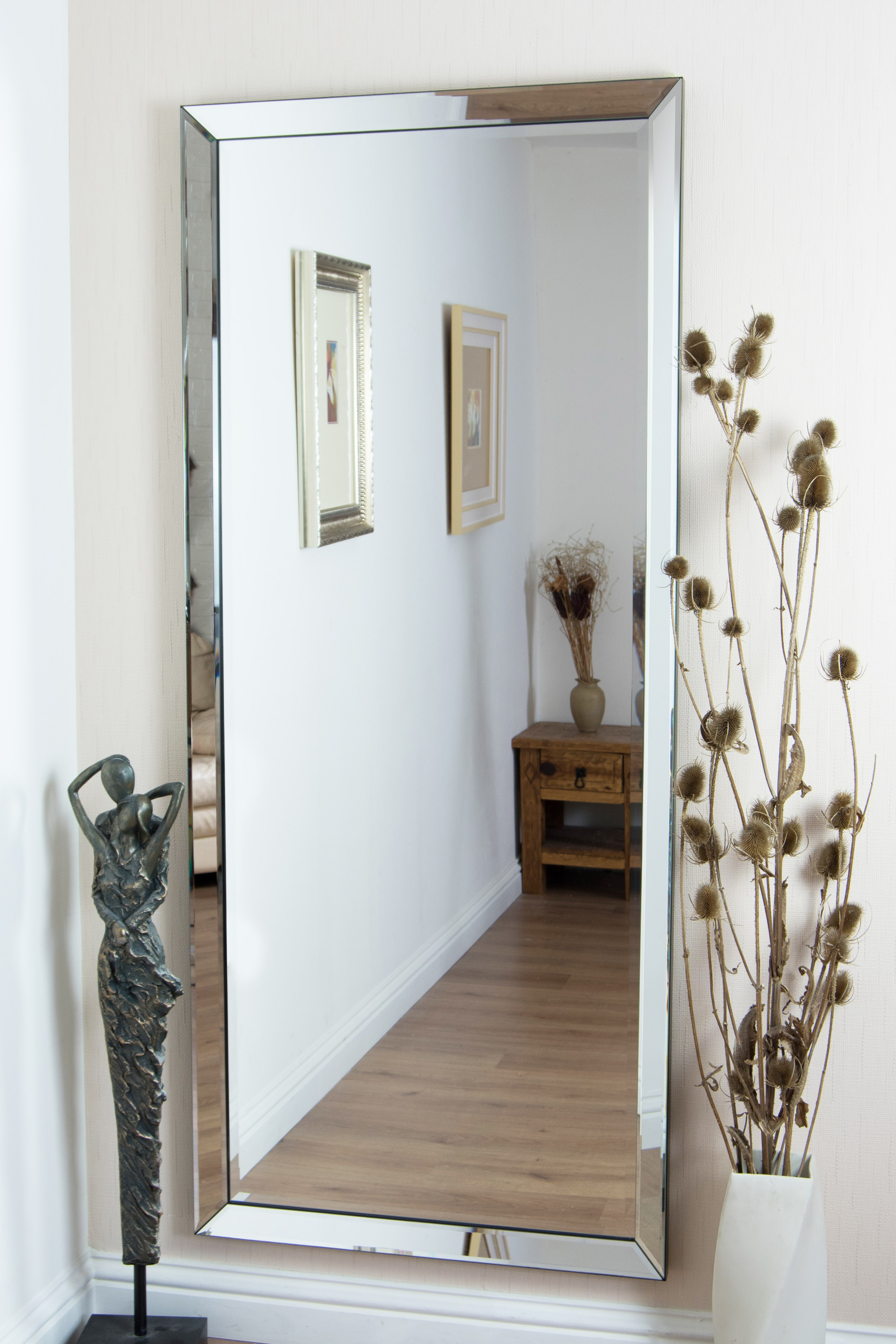 Unique Full Length Wall Mirrors Photos Mirror Decorative With Modern & Contemporary Full Length Mirrors (View 14 of 30)