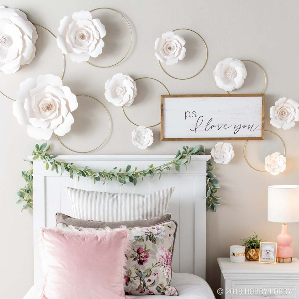 Unique Wall Decor For Spring And Summer Styling | Hobby in Let Whatever You Do Today Be Enough Wood Wall Decor (Image 25 of 30)