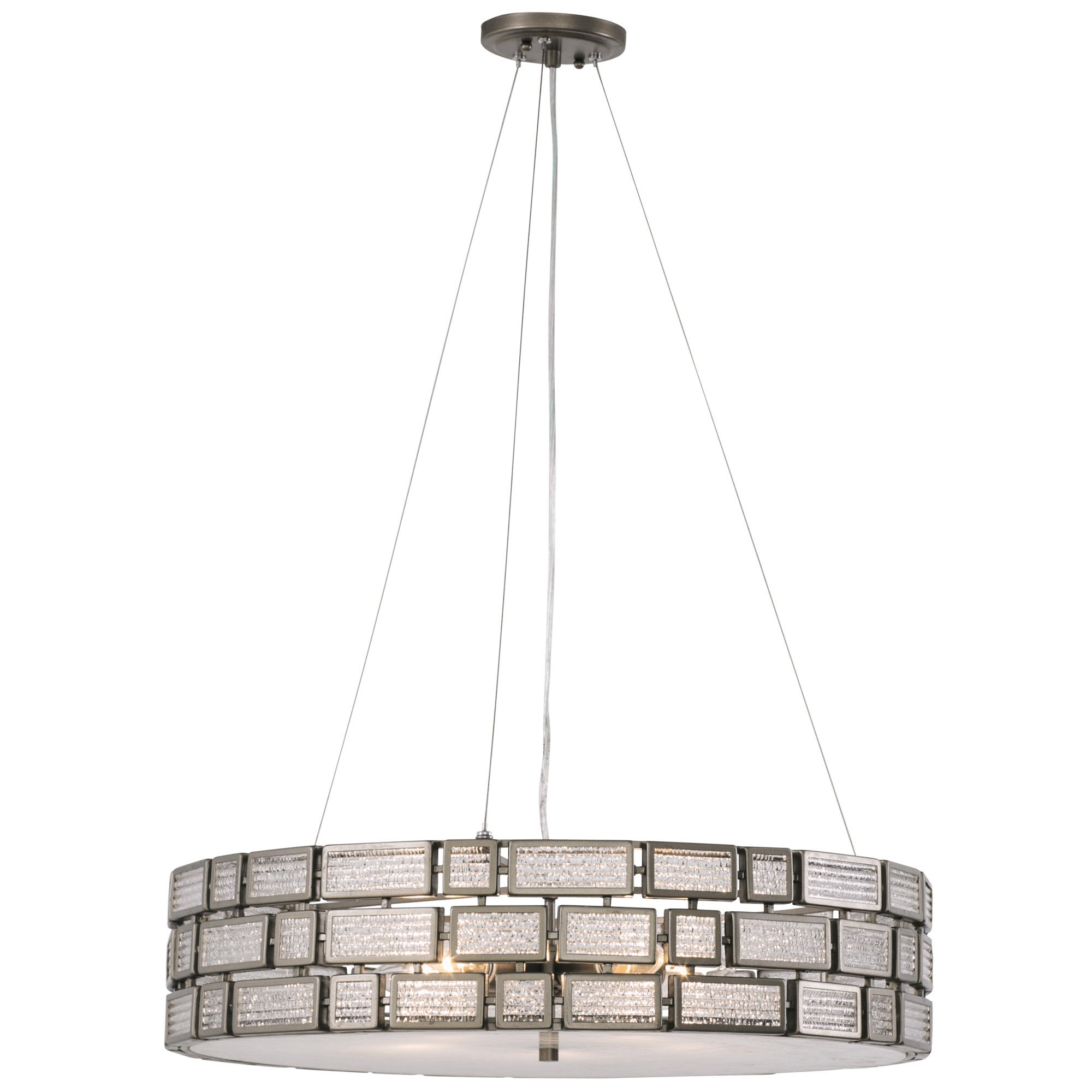 Varaluz | North Coast Lighting for Jayce 1-Light Cylinder Pendants (Image 28 of 30)