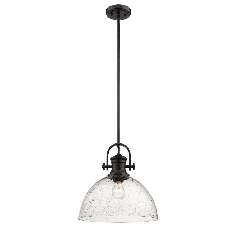 Vedder 1-Light Dome Pendant inside Macon 1-Light Single Dome Pendants (Image 29 of 30)