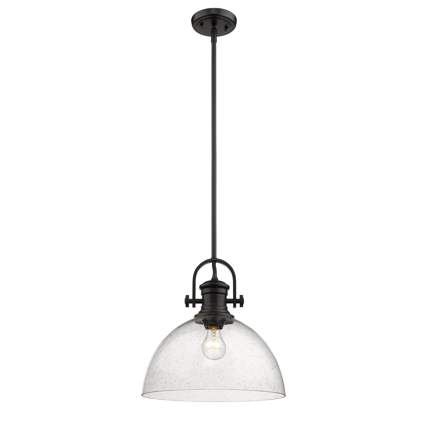 Vedder 1-Light Dome Pendant with regard to Abernathy 1-Light Dome Pendants (Image 30 of 30)