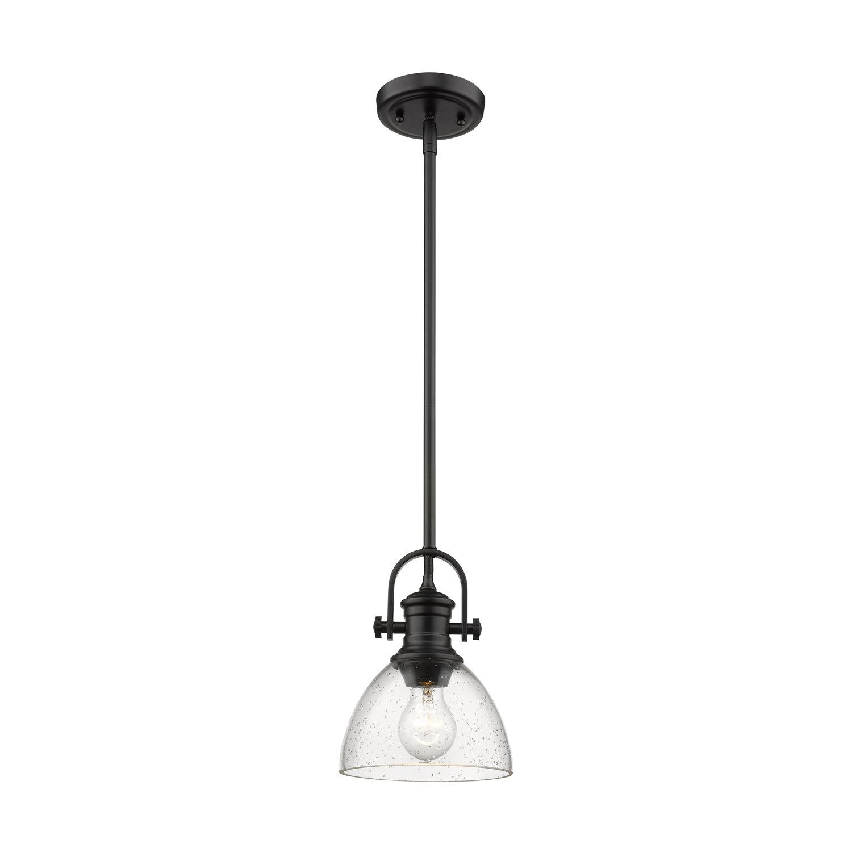 Vedder 1 Light Single Bell Pendant Pertaining To 1 Light Single Bell Pendants (View 28 of 30)