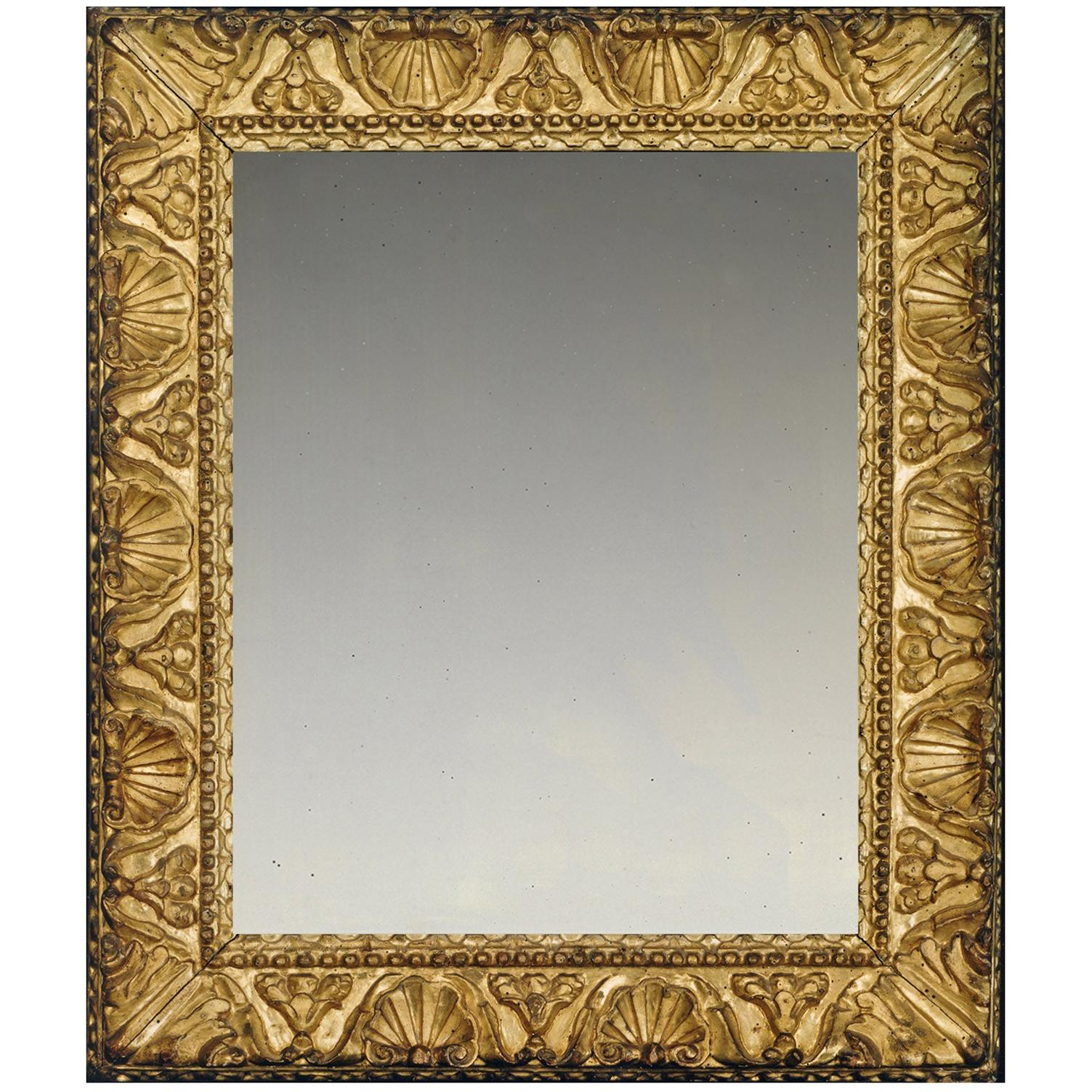 Venetian Style Mirrors - 165 For Sale On 1Stdibs with Rectangle Ornate Geometric Wall Mirrors (Image 27 of 30)