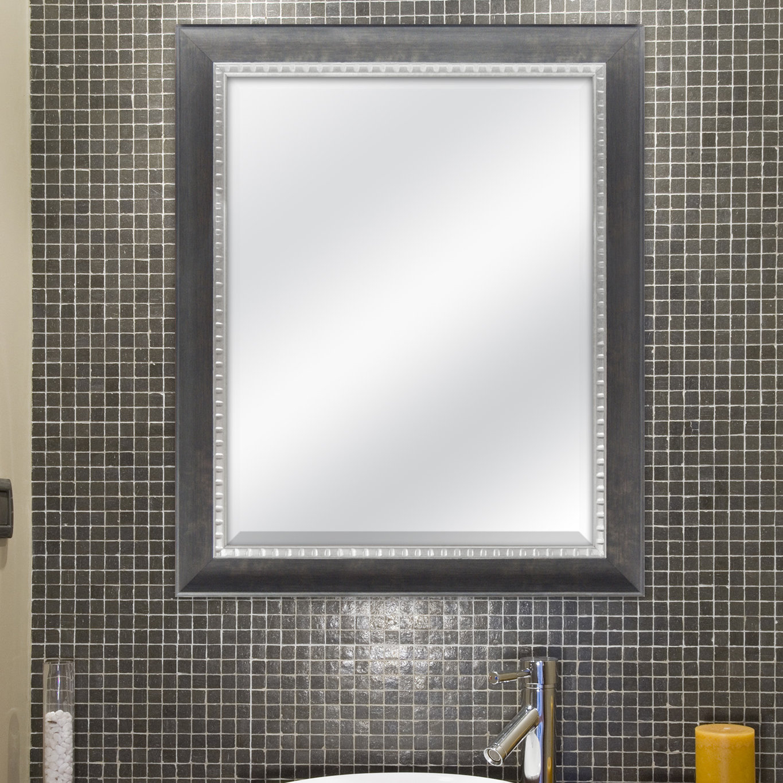Vernon Accent Mirror Regarding Bartolo Accent Mirrors (View 29 of 30)