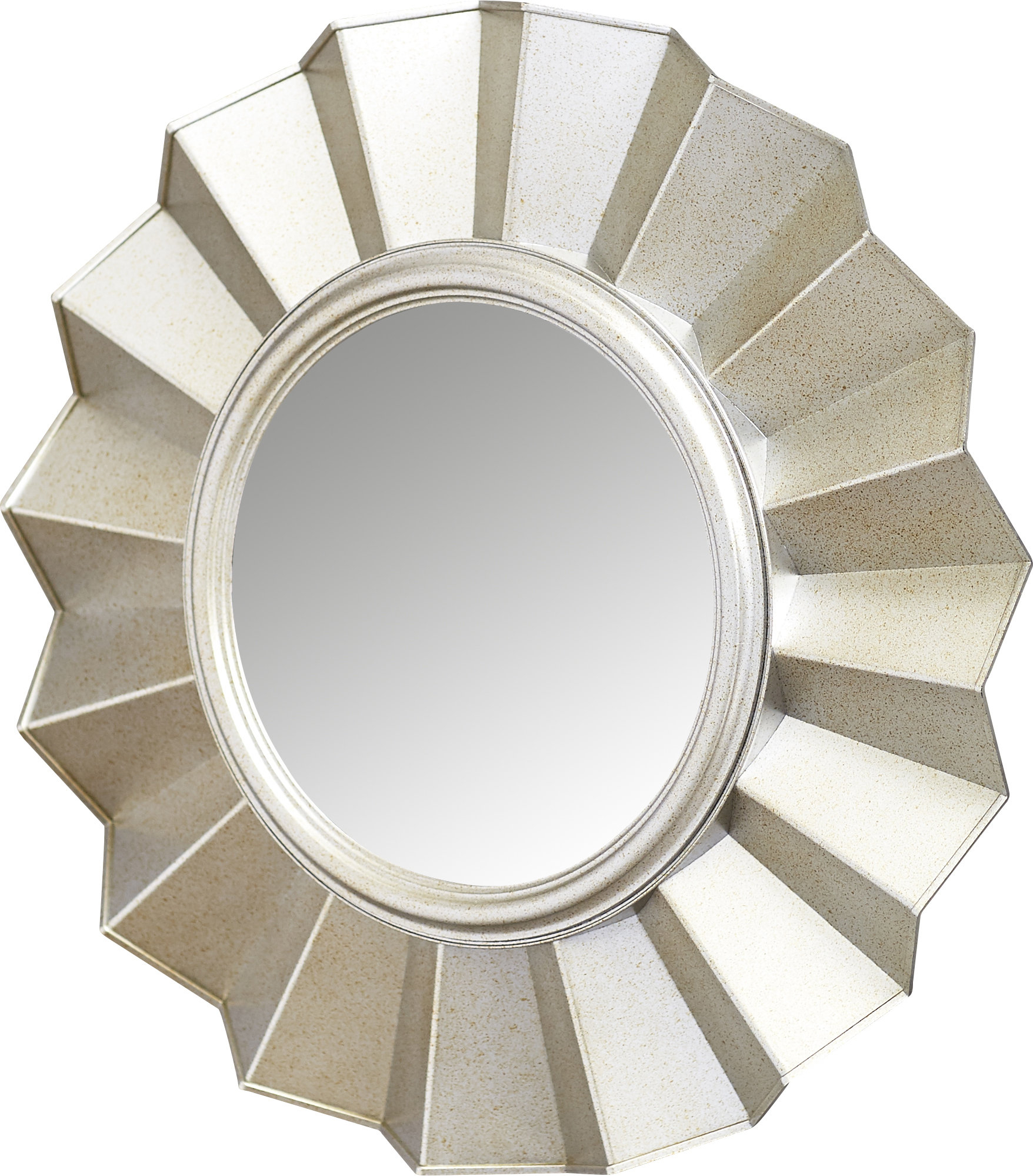 Vertical Round Wall Mirror regarding Pennsburg Rectangle Wall Mirror (Image 25 of 30)