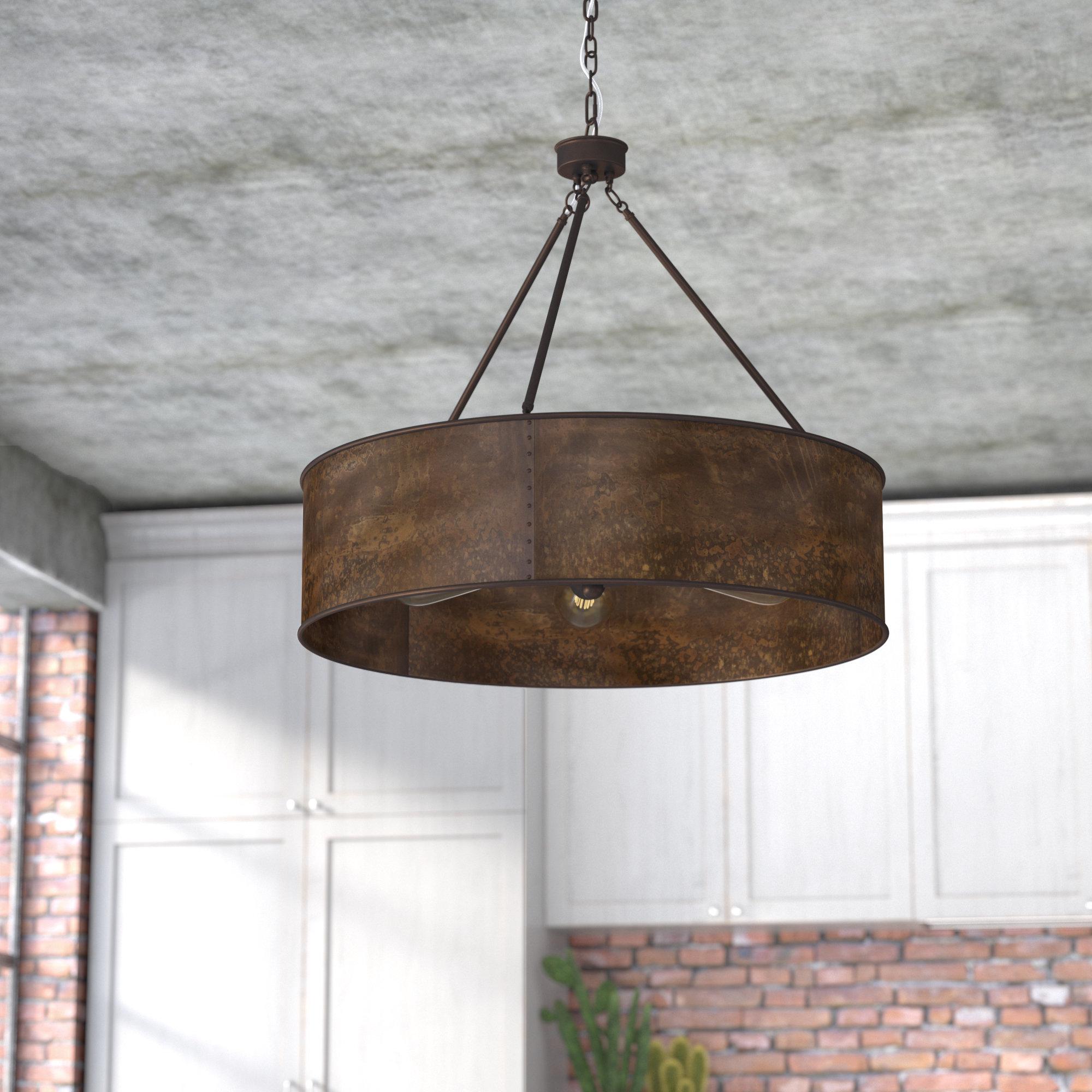 Vincent 5 Light Drum Chandelier Regarding Harlan 5 Light Drum Chandeliers (View 11 of 30)