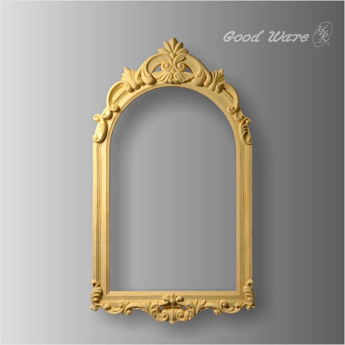Vintage Mirror Frames Faux Wood Large For Sale Window Door With Regard To Faux Window Wood Wall Mirrors (View 20 of 30)