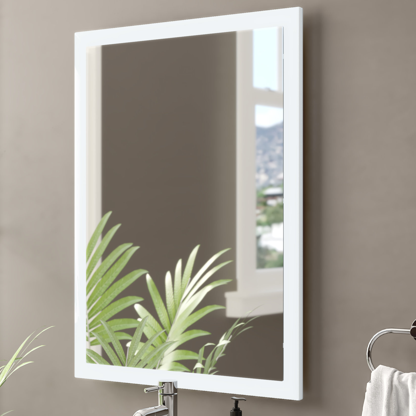 Wade Logan Mirrors You'll Love In 2019 | Wayfair With Pennsburg Rectangle Wall Mirror By Wade Logan (View 20 of 30)