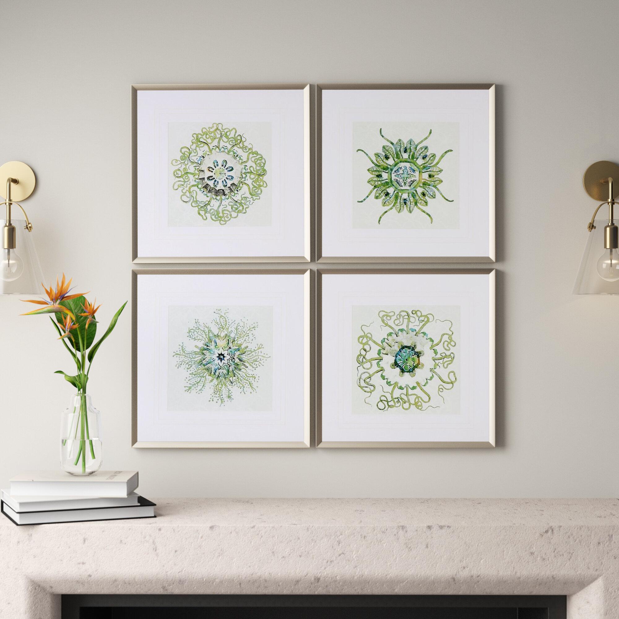 Wall Art | Joss & Main regarding 3 Piece Acrylic Burst Wall Decor Sets (Set of 3) (Image 30 of 30)