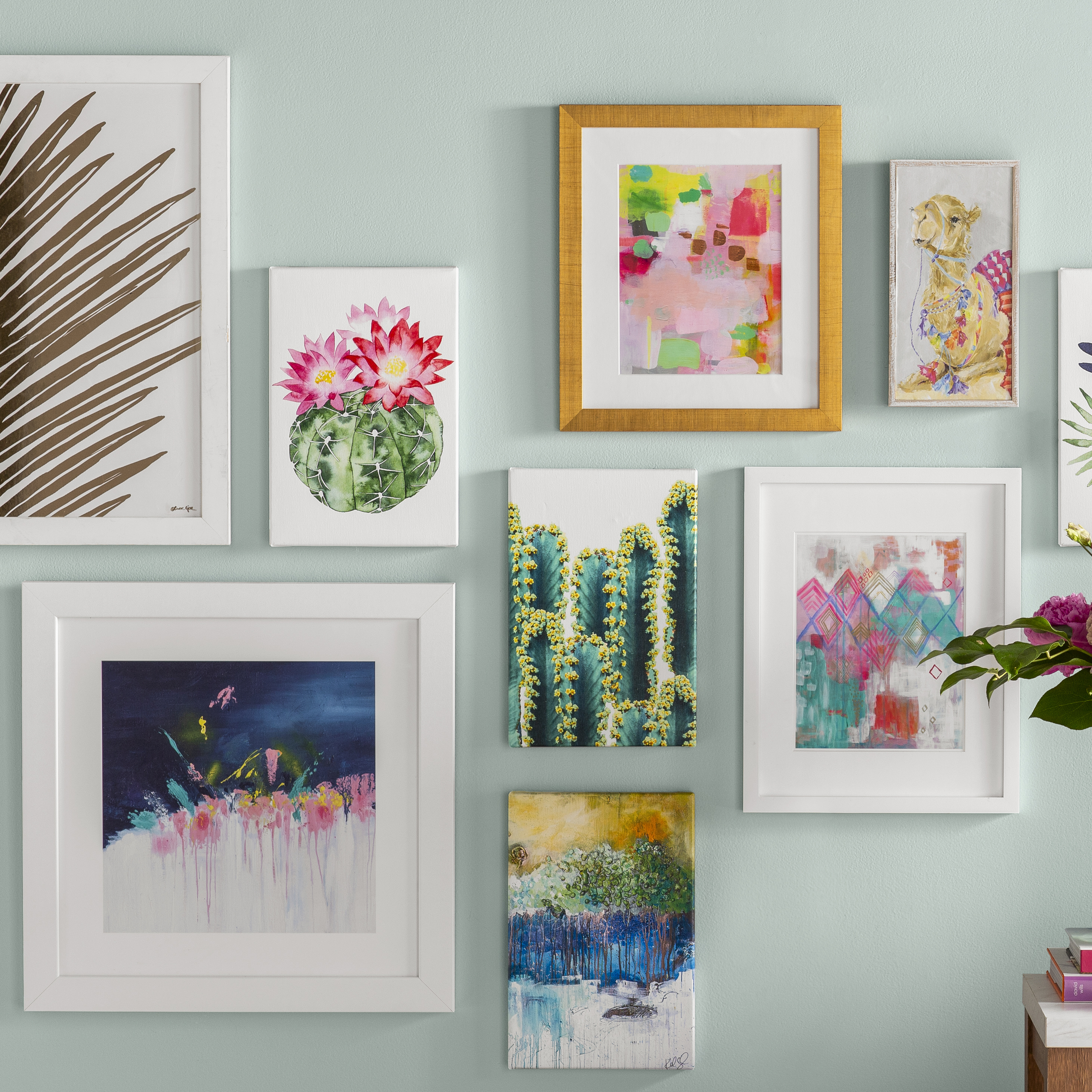 Wall Art | Joss & Main With 4 Piece Metal Wall Decor Sets (View 24 of 30)