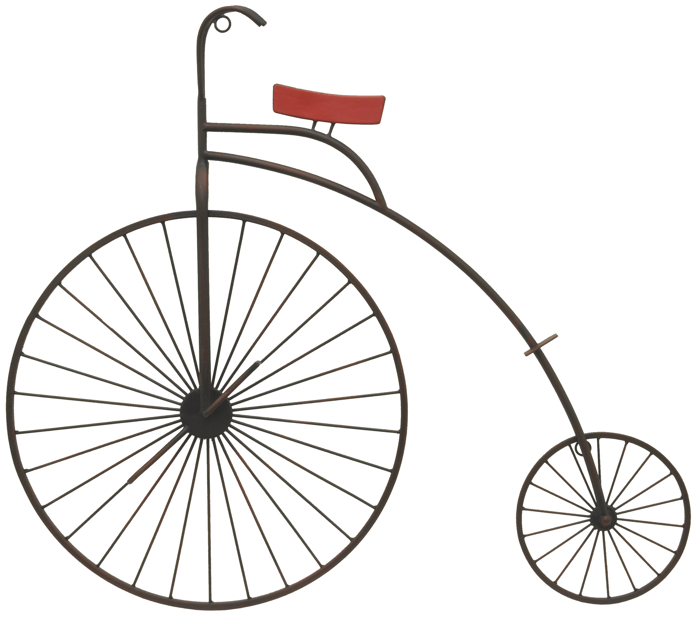 Wall Bike Decor | Wayfair Throughout Bike Wall Decor By August Grove (View 19 of 30)