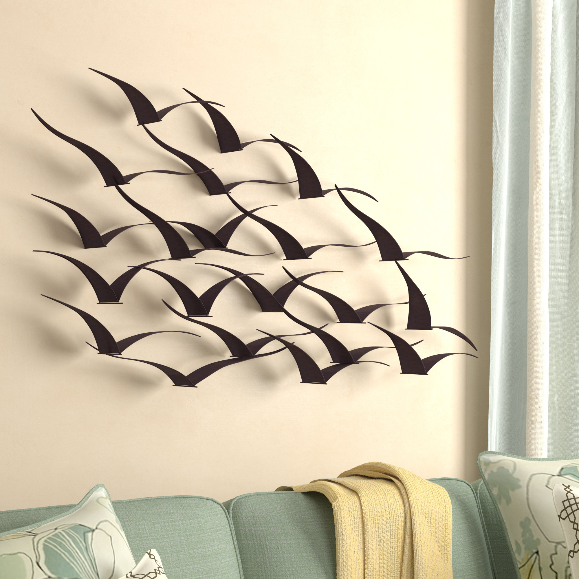 Wall Decor For Bedroom | Wayfair For Dance Of Desire Wall Decor (View 7 of 30)