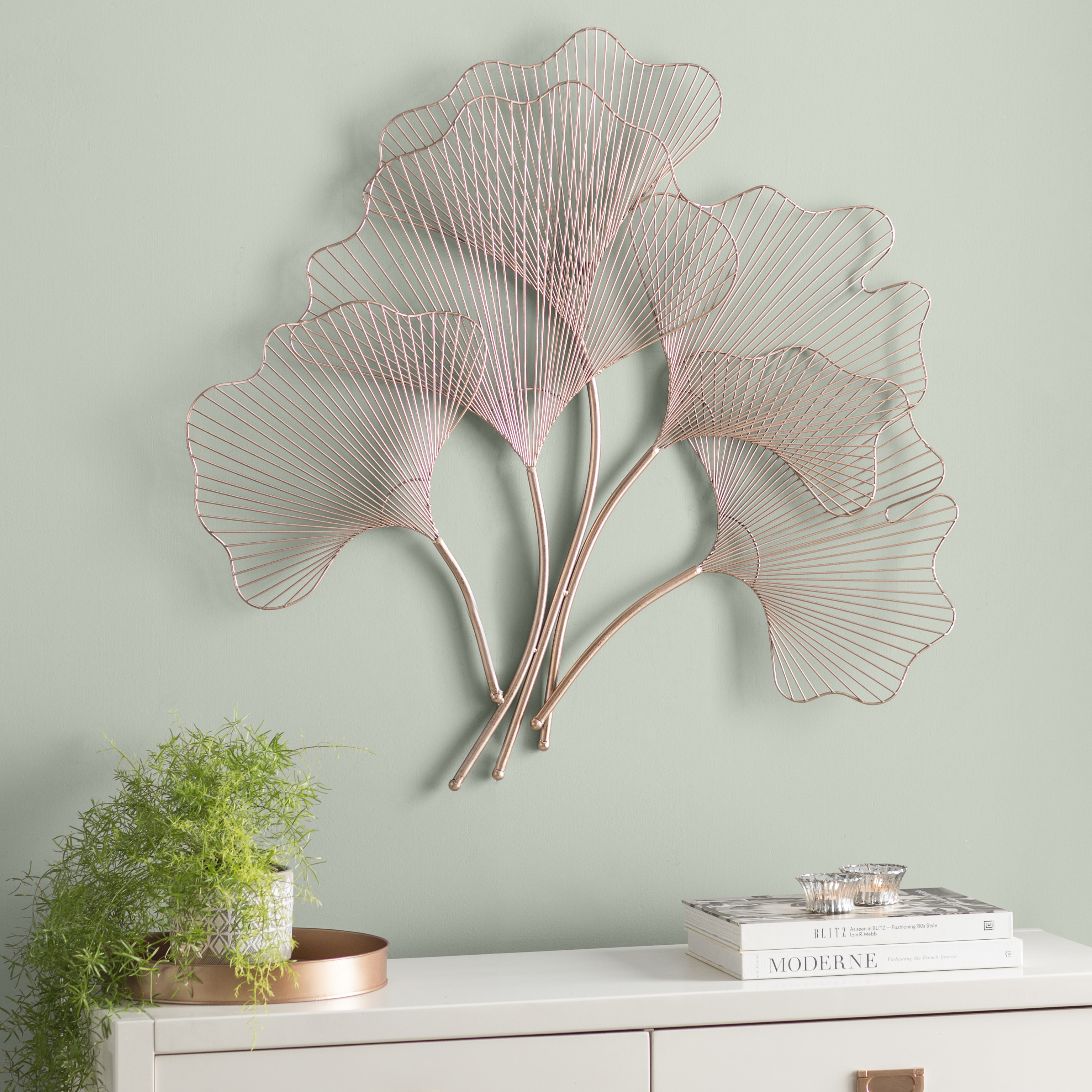 Wall Décor Pertaining To Desford Leaf Wall Decor (View 15 of 30)