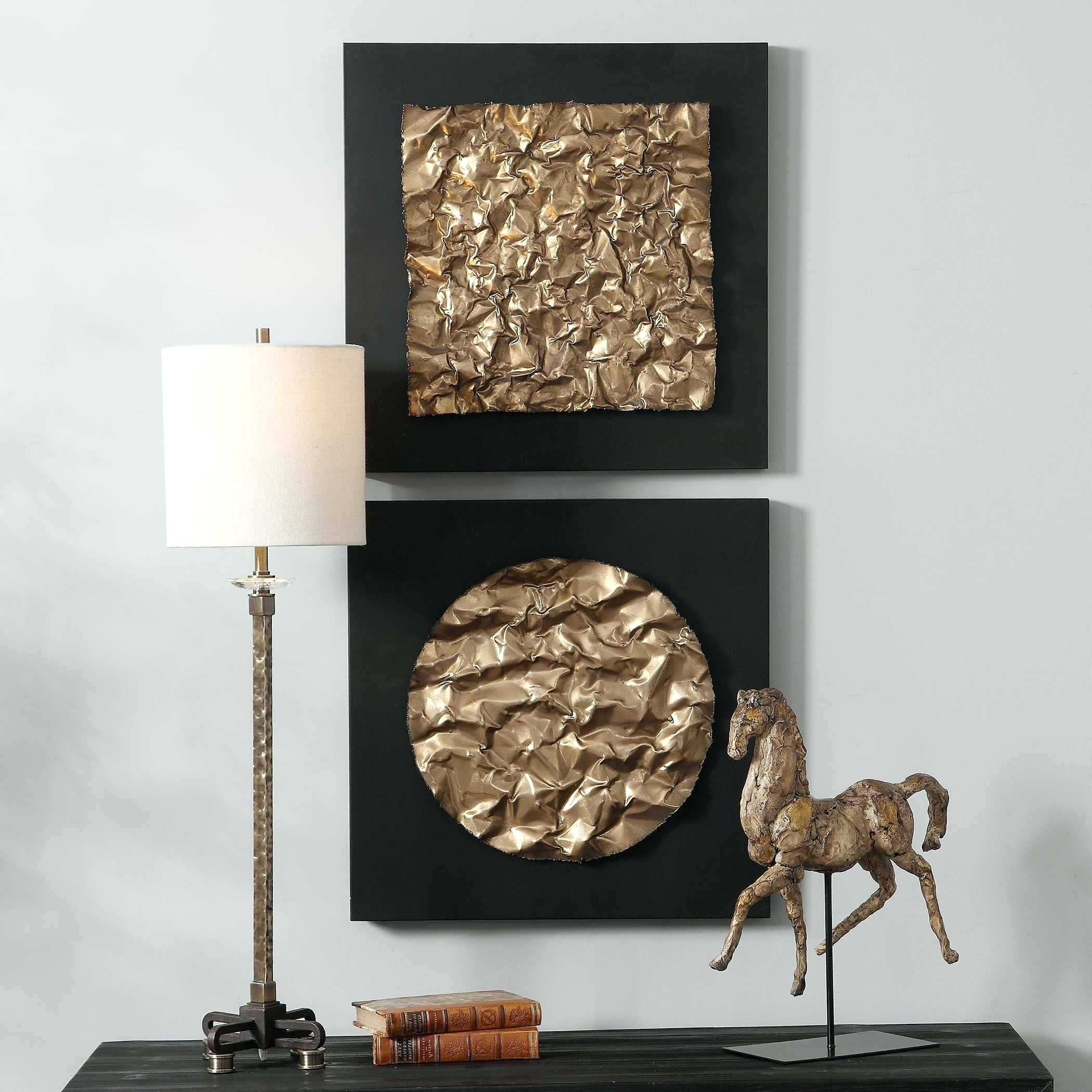 Wall Decor Set Of 2 – Ilsefogarty.co for 2 Piece Trigg Wall Decor Sets (Set Of 2) (Image 29 of 30)