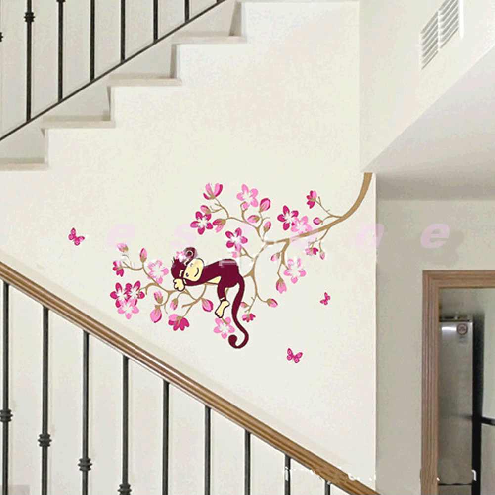 Wall Decor Stunning Stairs Decoration Ideas Tight Stair Up within Landing Art Wall Decor (Image 26 of 30)