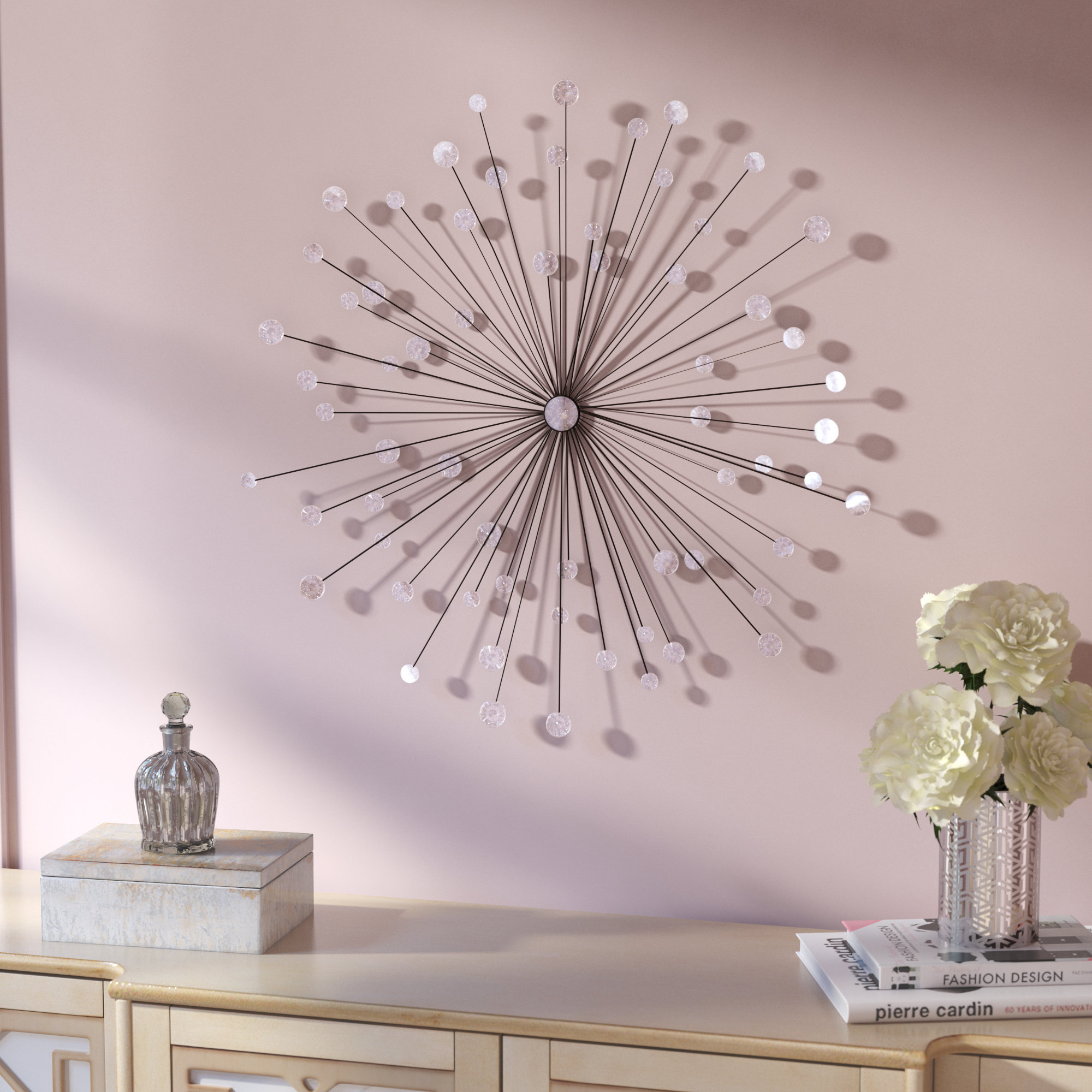 Wall Décor With Regard To Starburst Wall Decor By Willa Arlo Interiors (View 10 of 30)