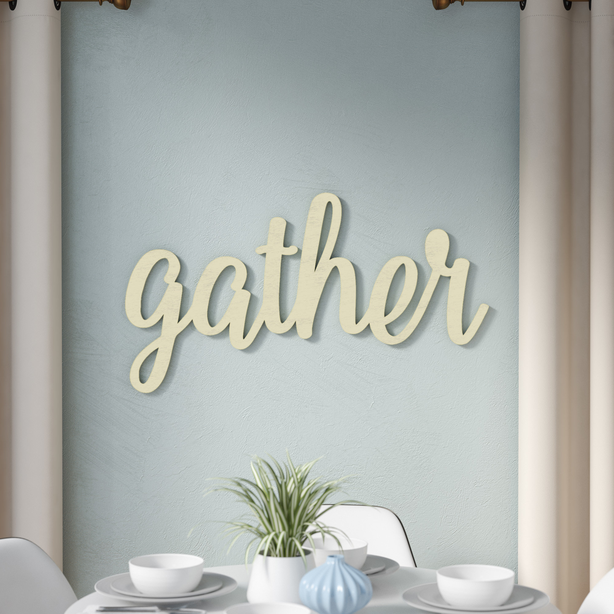 "Wall Decor Words | Wayfair intended for In-A-Word ""welcome"" Wall Decor By Fireside Home (Image 26 of 30)"