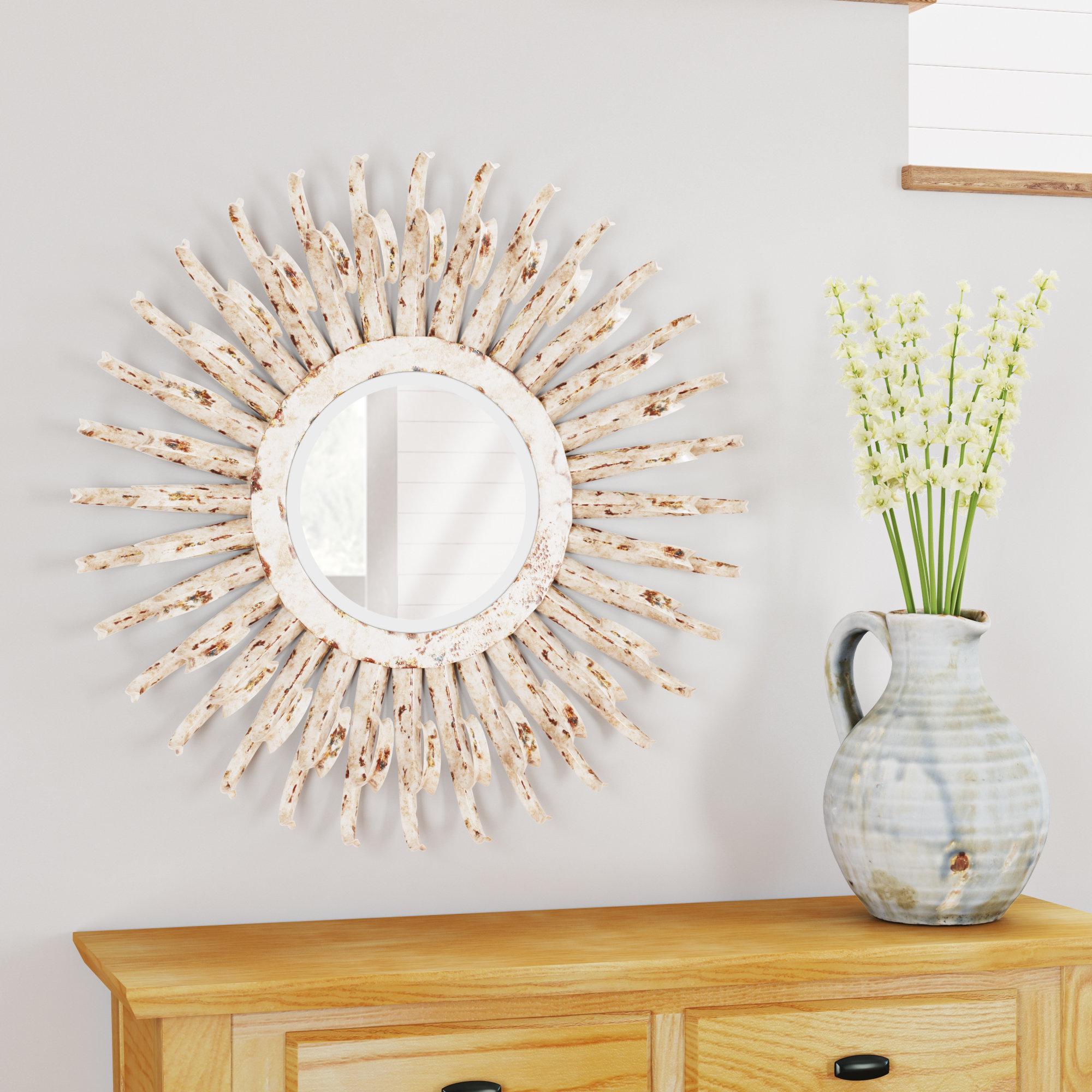 Wall Mirror Regarding Josephson Starburst Glam Beveled Accent Wall Mirrors (View 13 of 22)
