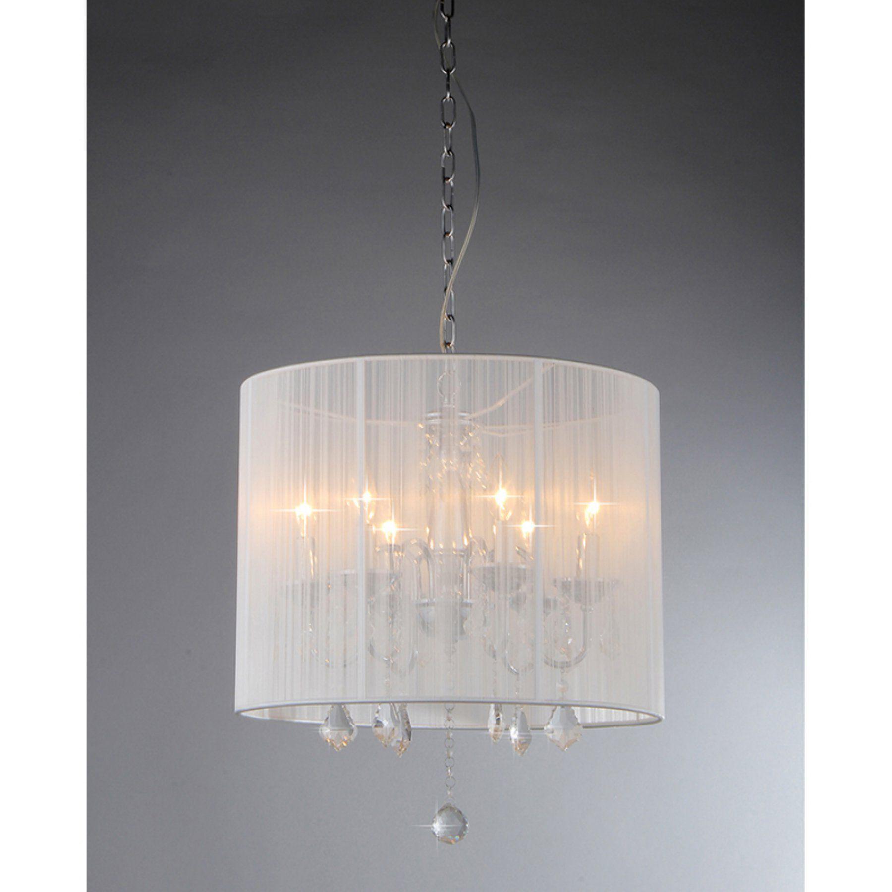 Warehouse Of Tiffany Rl3133 Crystal Chandelier – Rl3133 In Abel 5 Light Drum Chandeliers (Image 28 of 30)