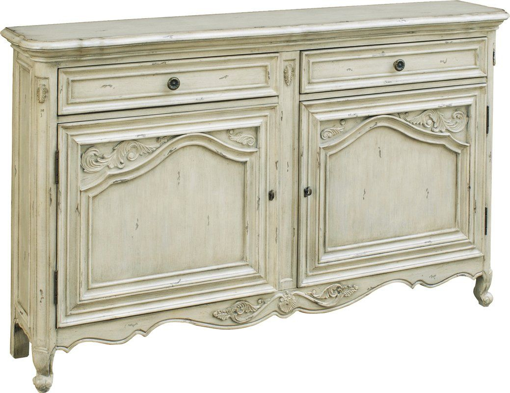 Wayfair Murrill Sideboard, Transitional (Classic) Farmhouse Regarding Joyner Sideboards (Image 30 of 30)