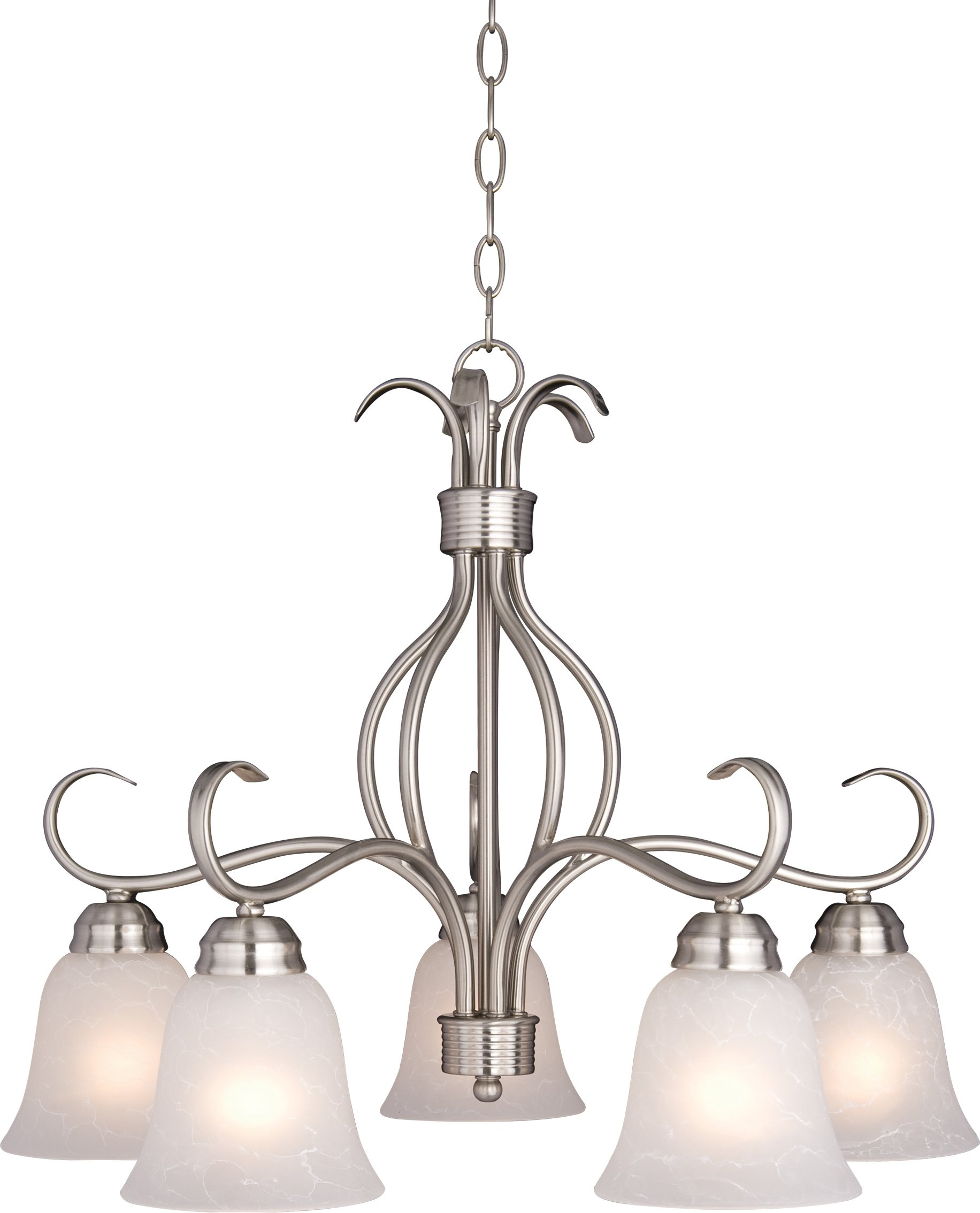 Wehr 5 Light Shaded Chandelier Intended For Gaines 5 Light Shaded Chandeliers (View 6 of 30)