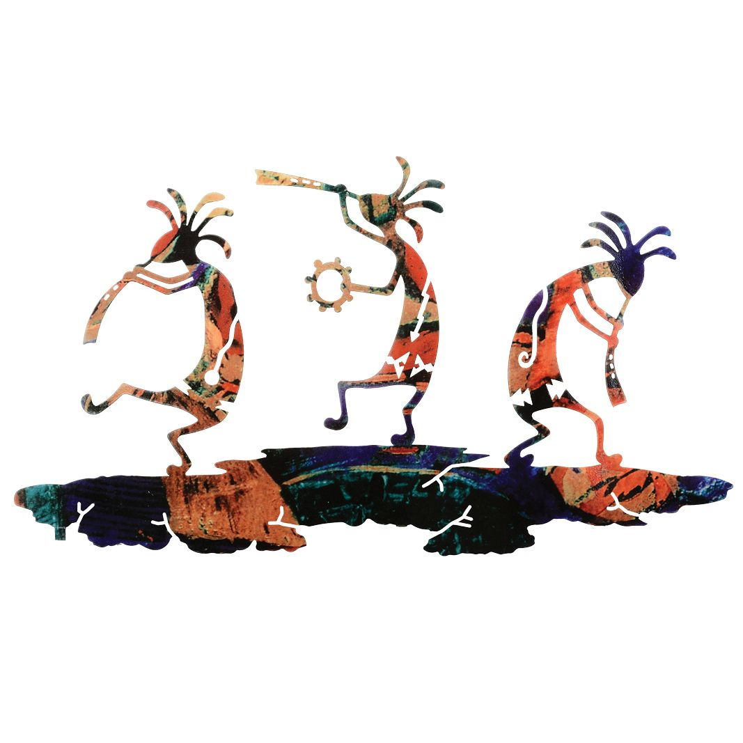 Western Metal Art Wall Hangings Pertaining To Dance Of Desire Wall Decor (View 18 of 30)