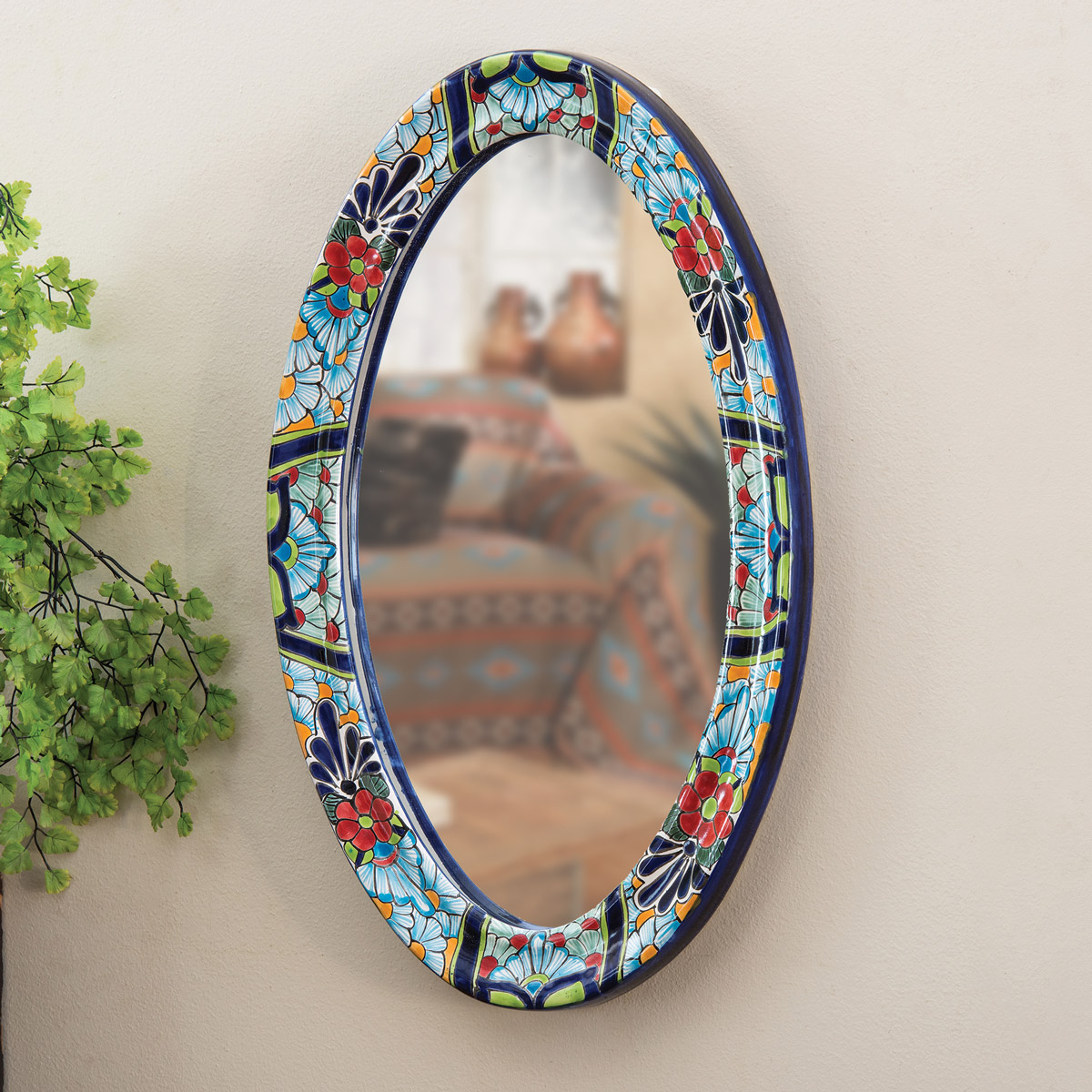 Western Mirrors pertaining to Medallion Accent Mirrors (Image 30 of 30)