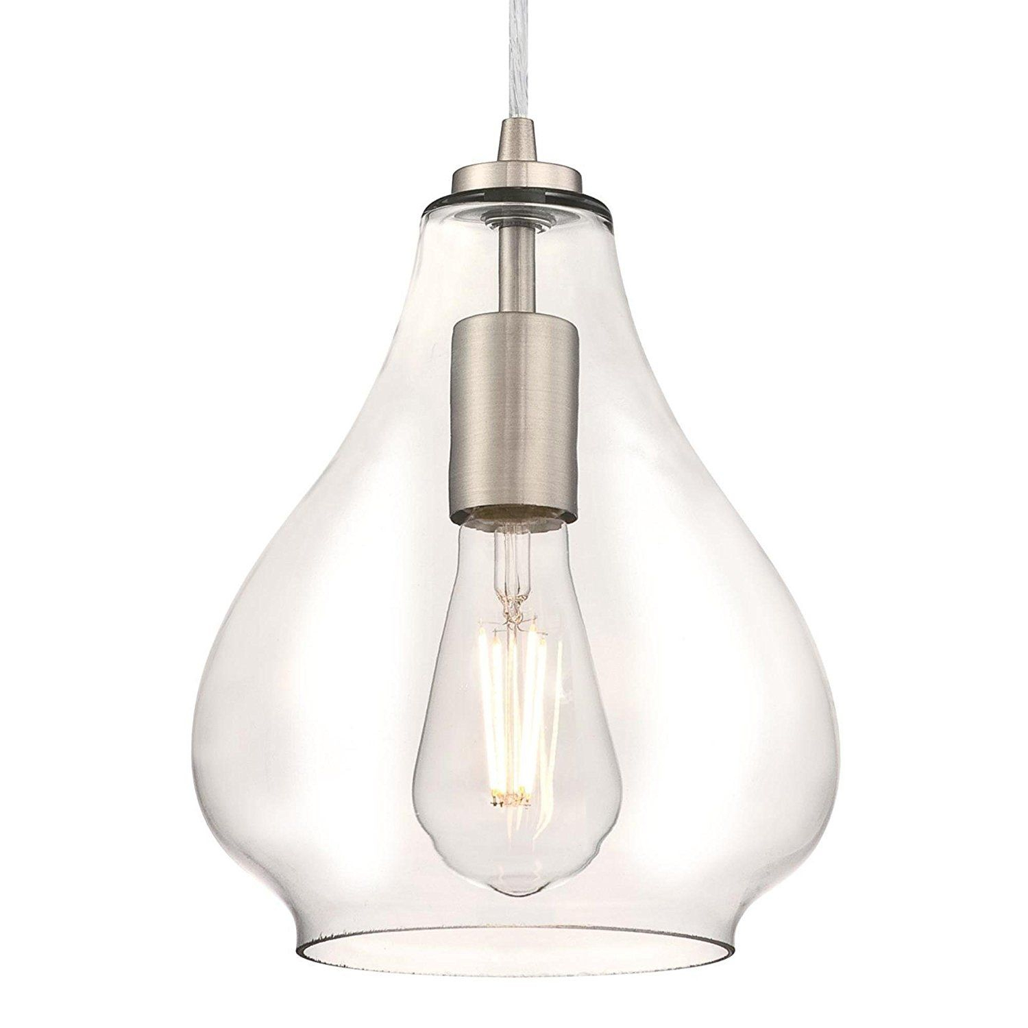 Westinghouse 6102600 Industrial One Light Adjustable Mini Pertaining To Moyer 1 Light Single Cylinder Pendants (View 17 of 30)