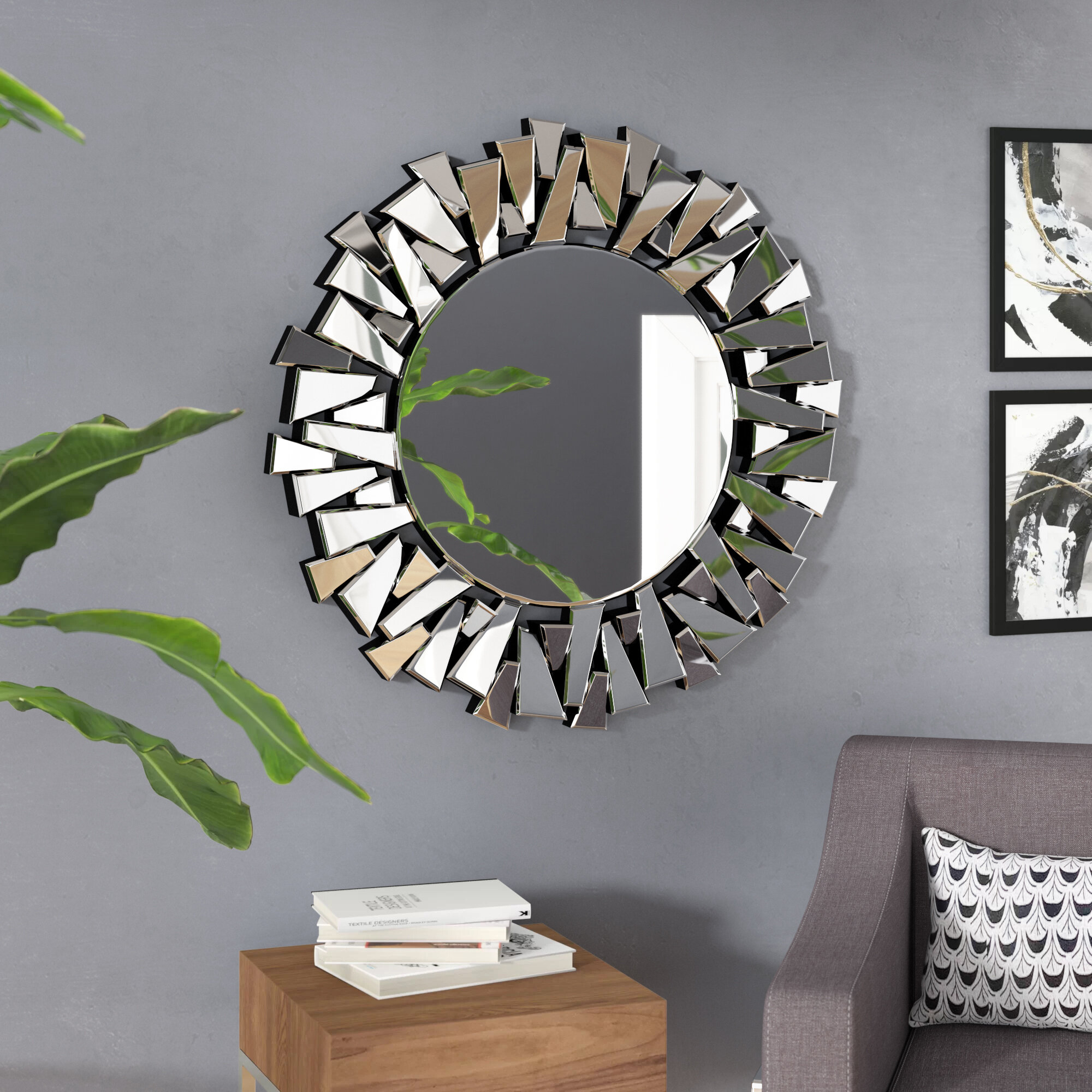 Wheless Accent Mirror Within Trigg Accent Mirrors (View 8 of 30)