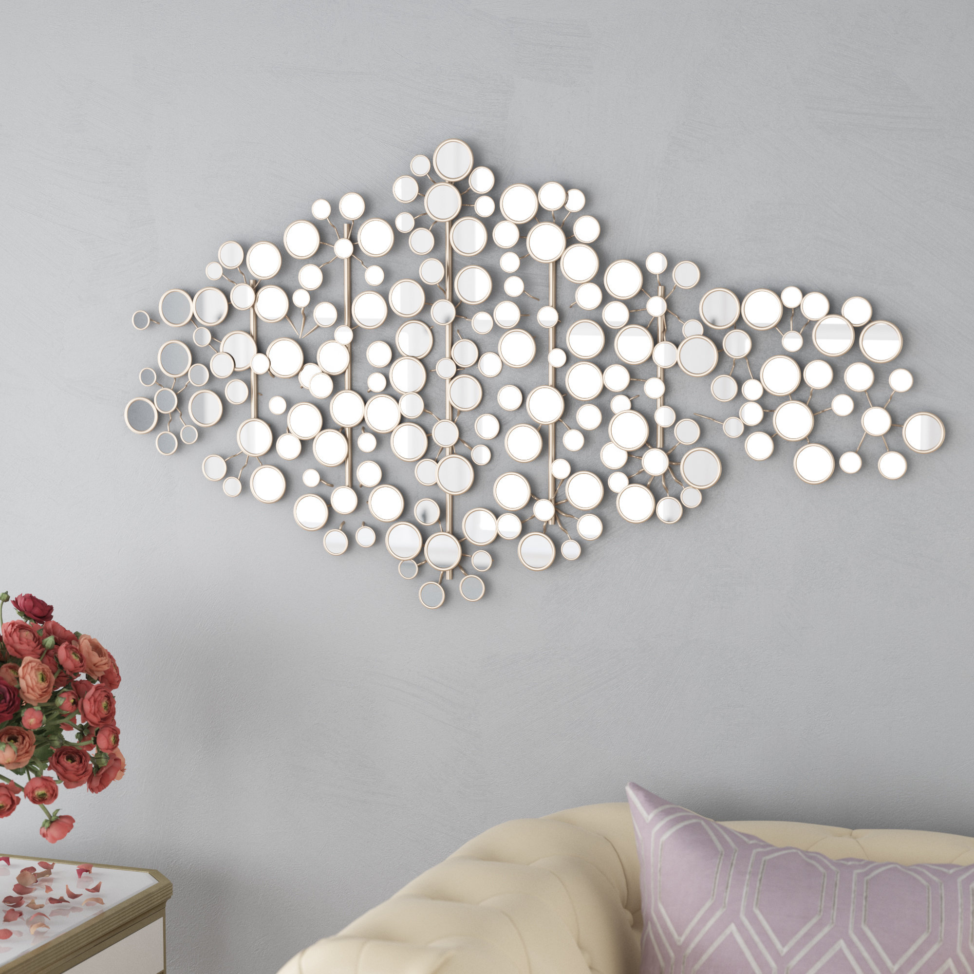 Featured Photo of Alvis Traditional Metal Wall Decor