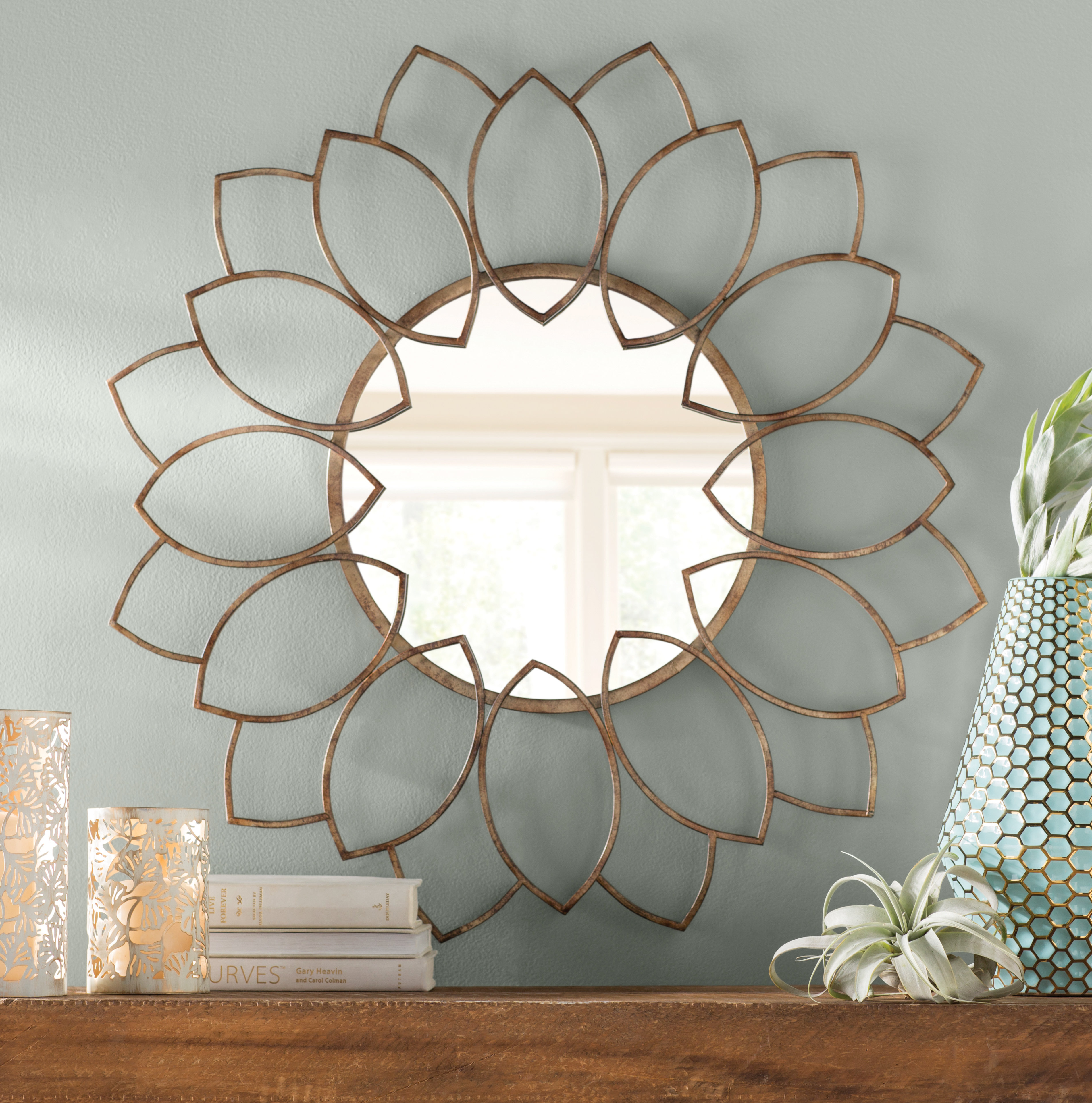 Featured Photo of Brynn Accent Mirrors