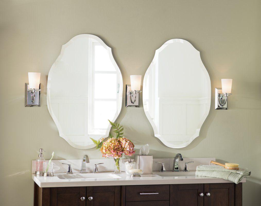Willa Arlo Interiors Egor Accent Mirror | Bathrooms | Mirror With Regard To Egor Accent Mirrors (View 30 of 30)