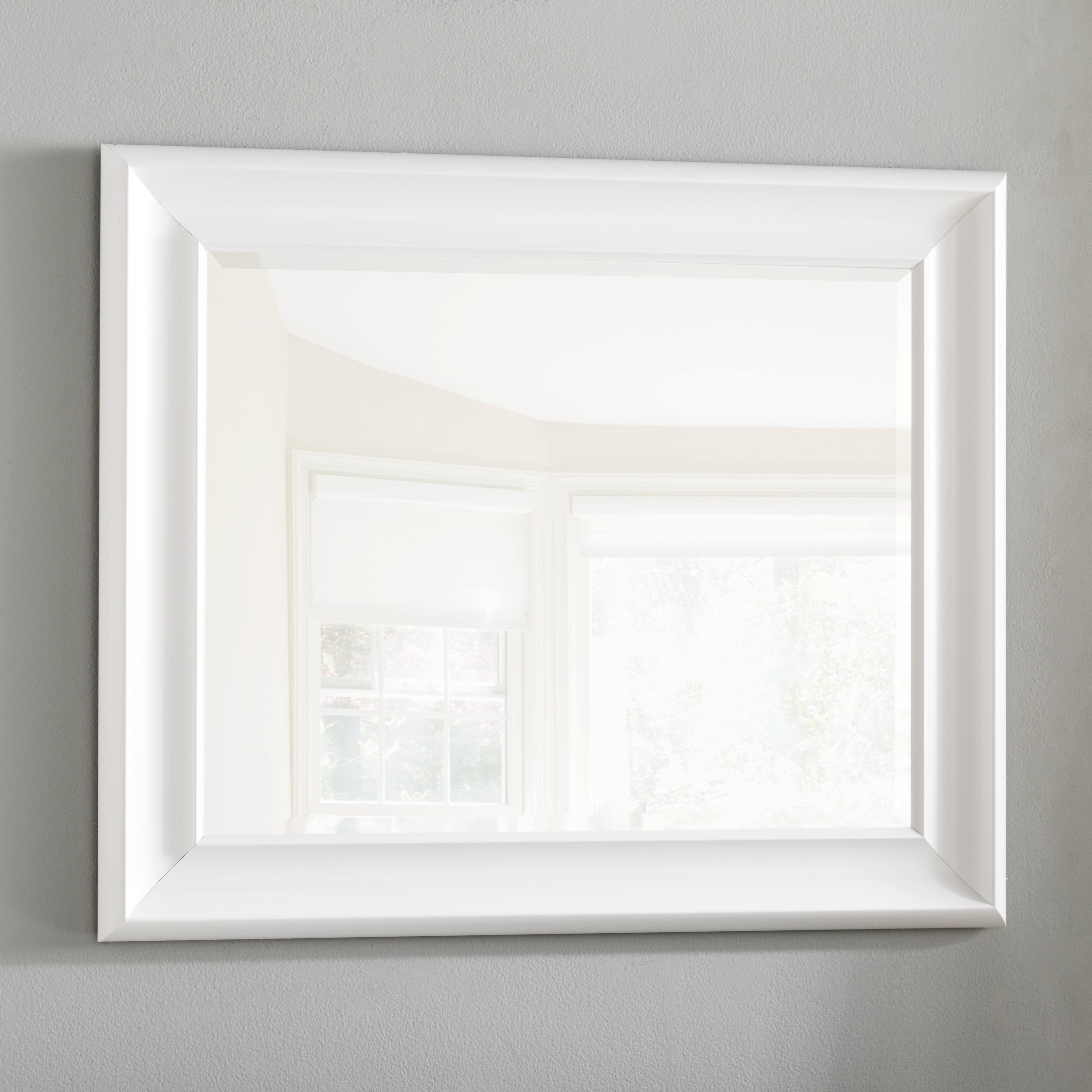 Willa Arlo Interiors Northcutt Accent Mirror & Reviews   Wayfair Intended For Northcutt Accent Mirrors (View 2 of 30)
