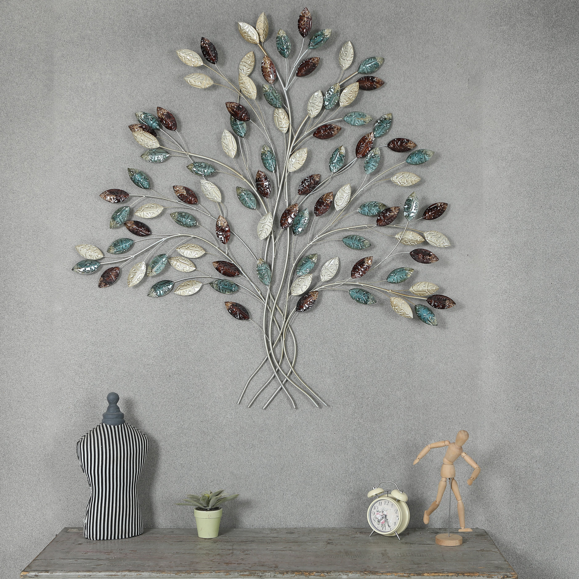 Windswept Tree Wall Decor | Wayfair With Regard To Windswept Tree Wall Decor By World Menagerie (View 15 of 30)